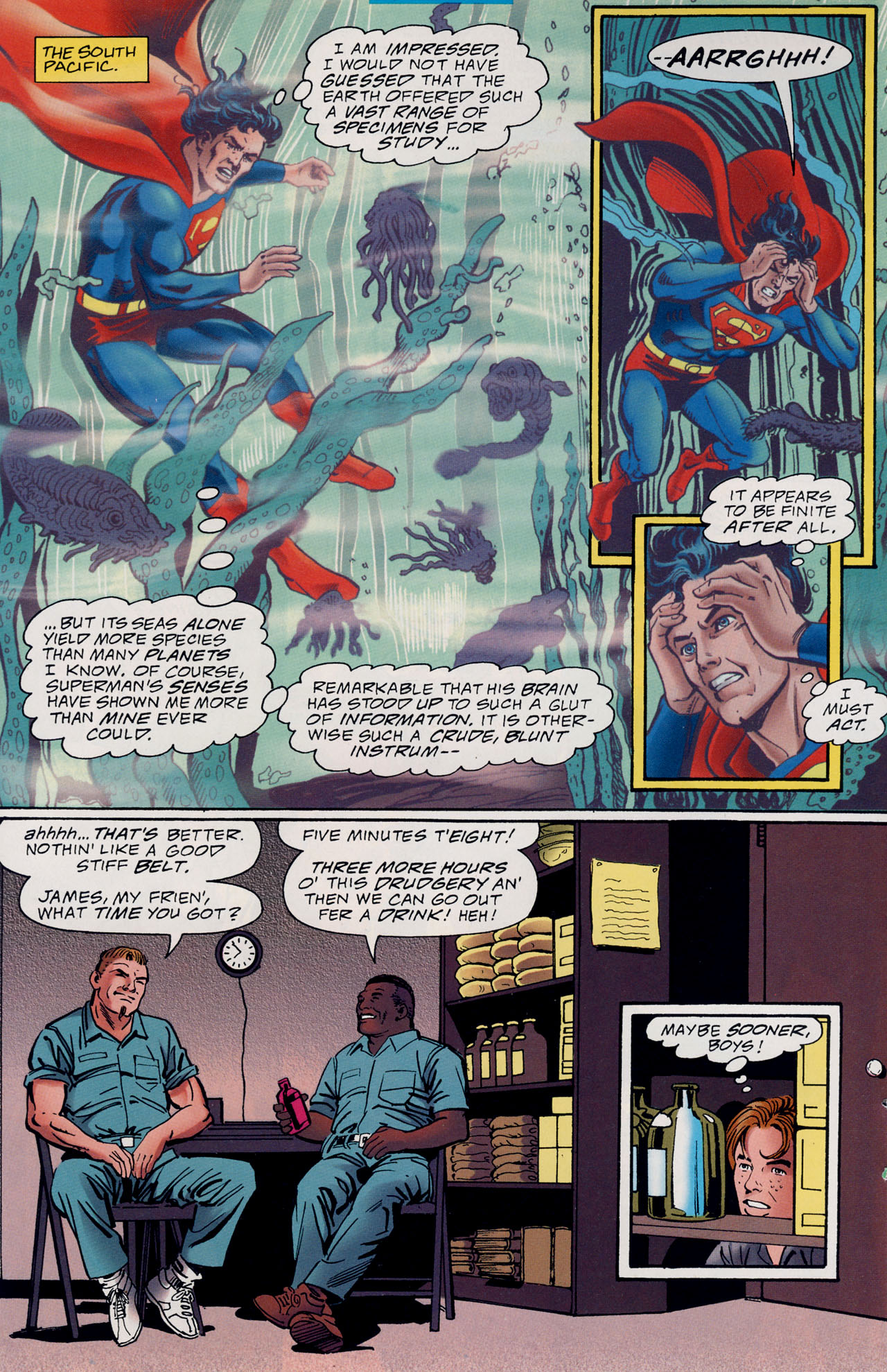 Read online Action Comics (1938) comic -  Issue #723 - 18