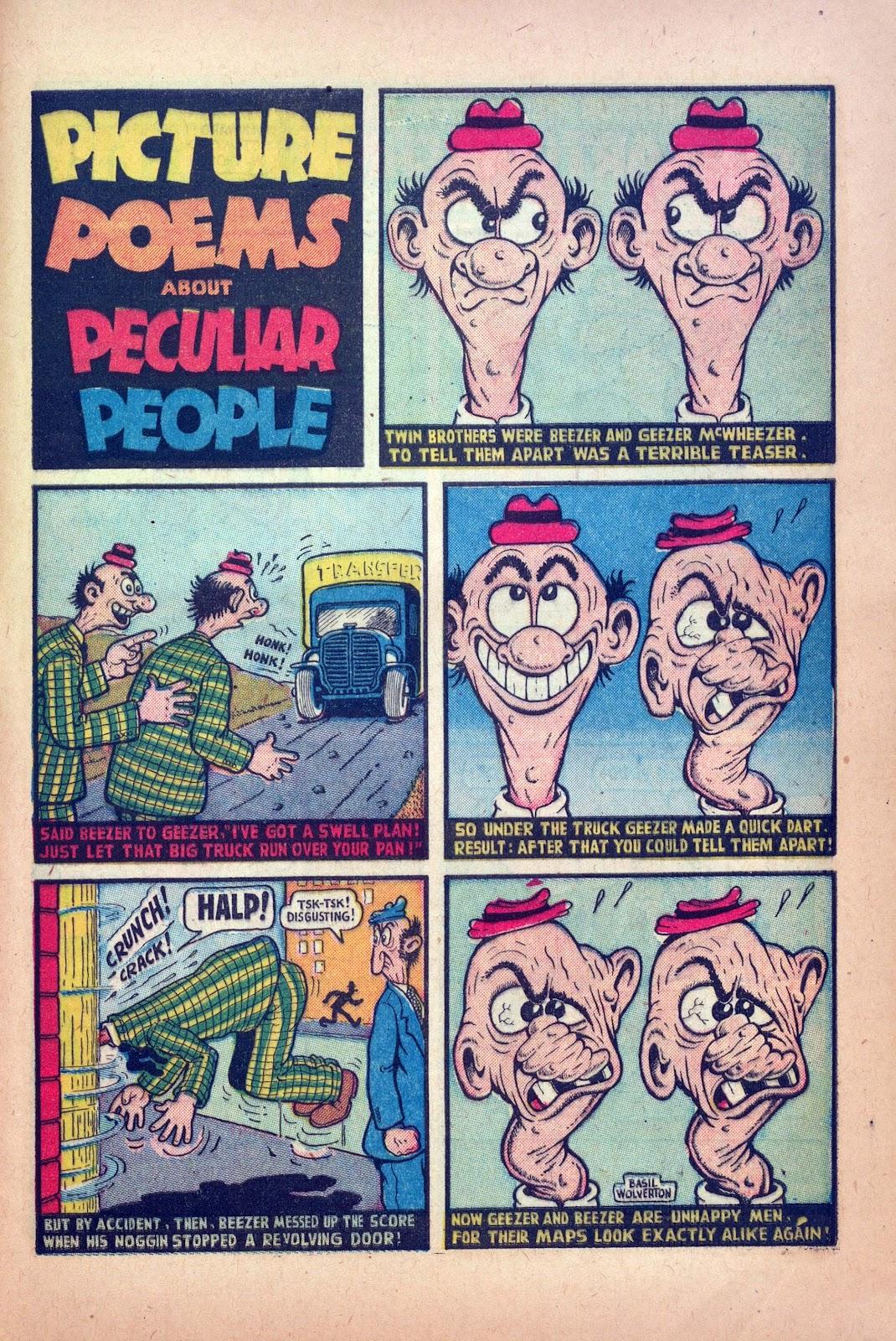 Read online Joker Comics comic -  Issue #17 - 47