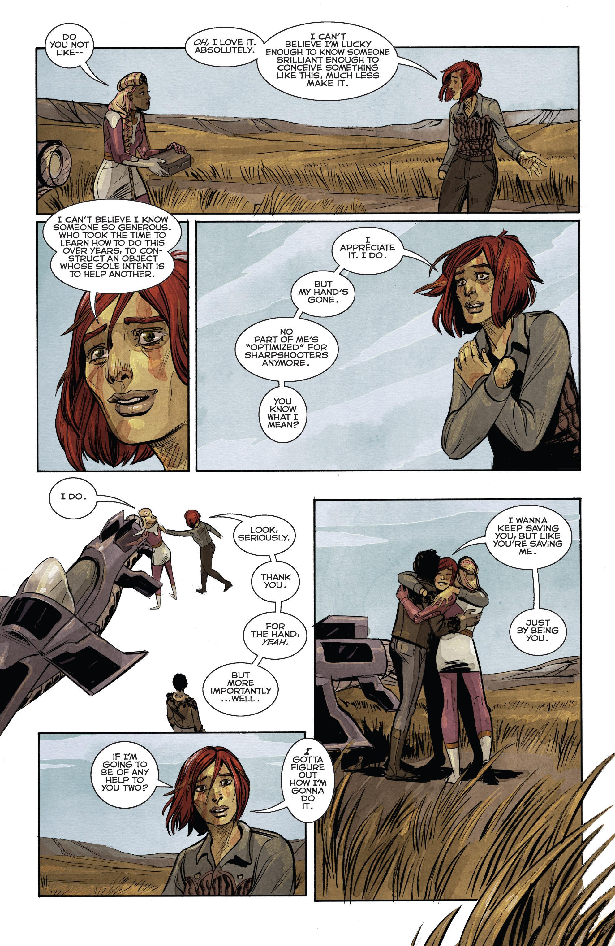 Read online Shutter comic -  Issue #24 - 15
