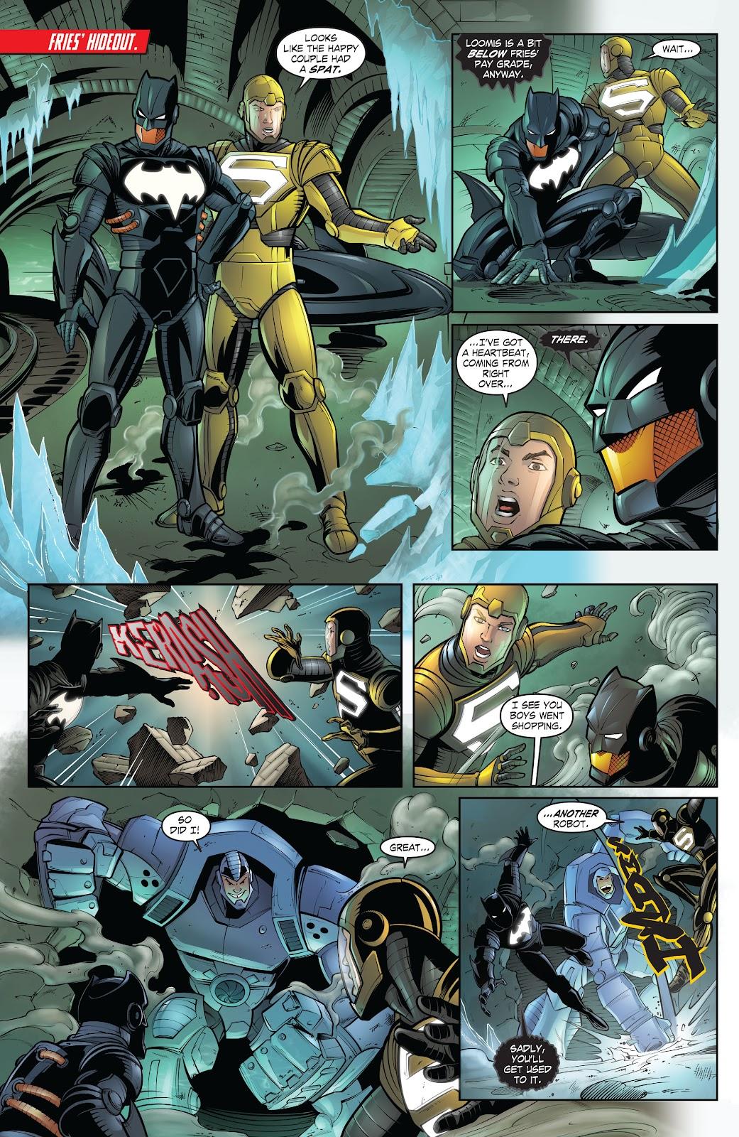 Read online Smallville Season 11 [II] comic -  Issue # TPB 2 - 114