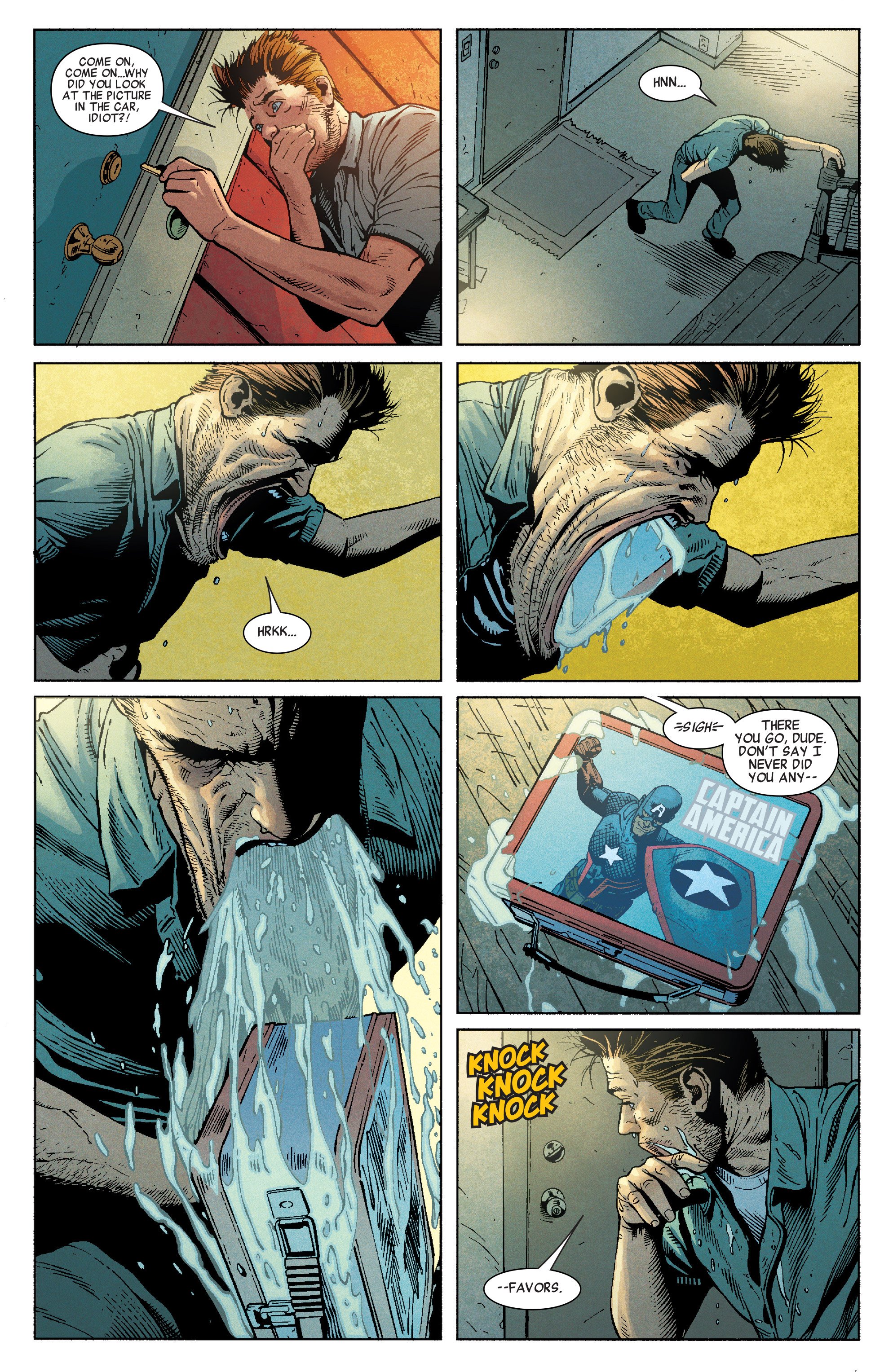 Read online Secret Empire comic -  Issue #1 - 5