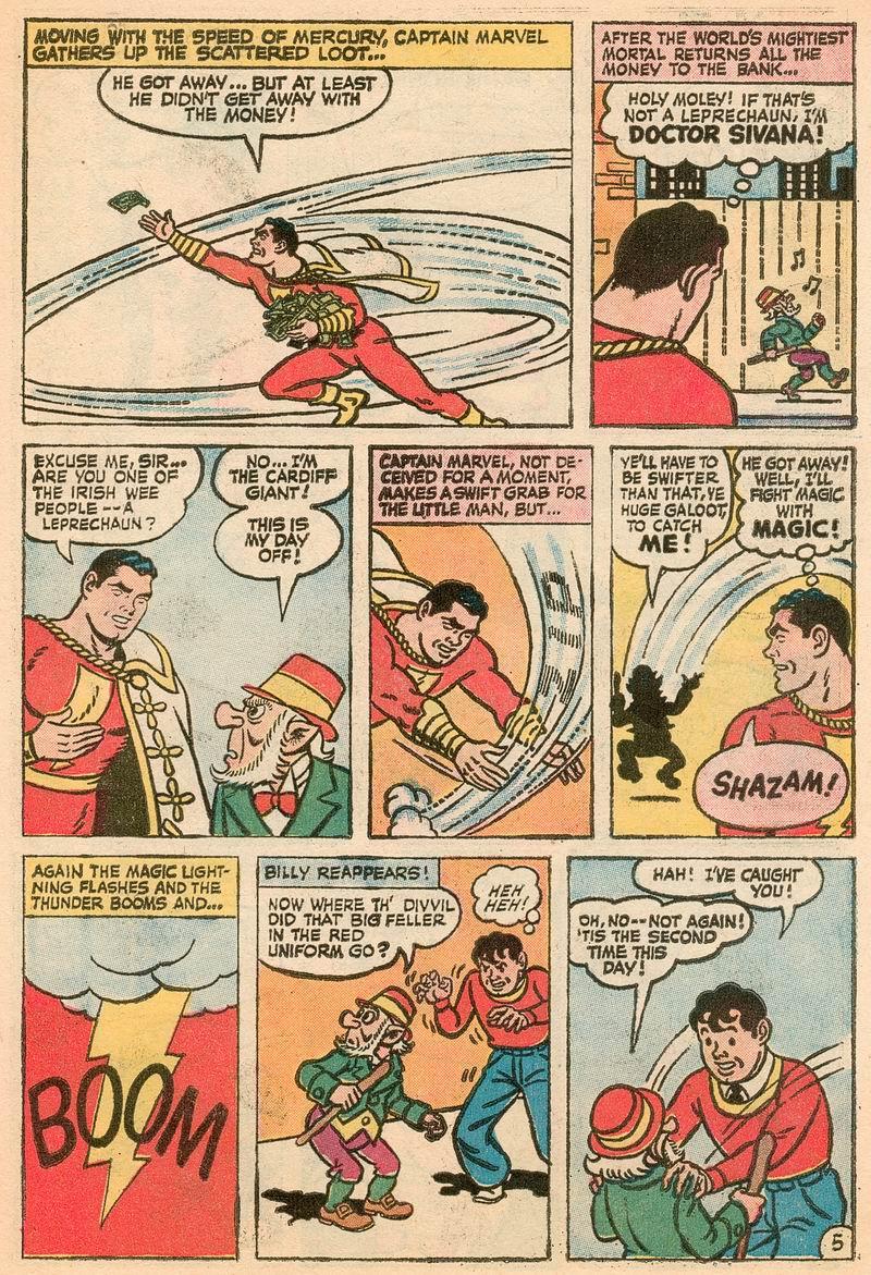 Read online Shazam! (1973) comic -  Issue #5 - 6