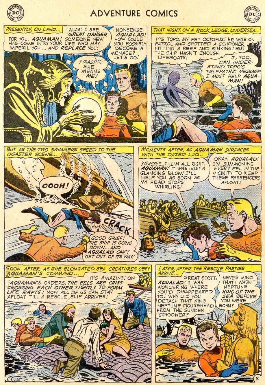 Read online Adventure Comics (1938) comic -  Issue #270 - 28