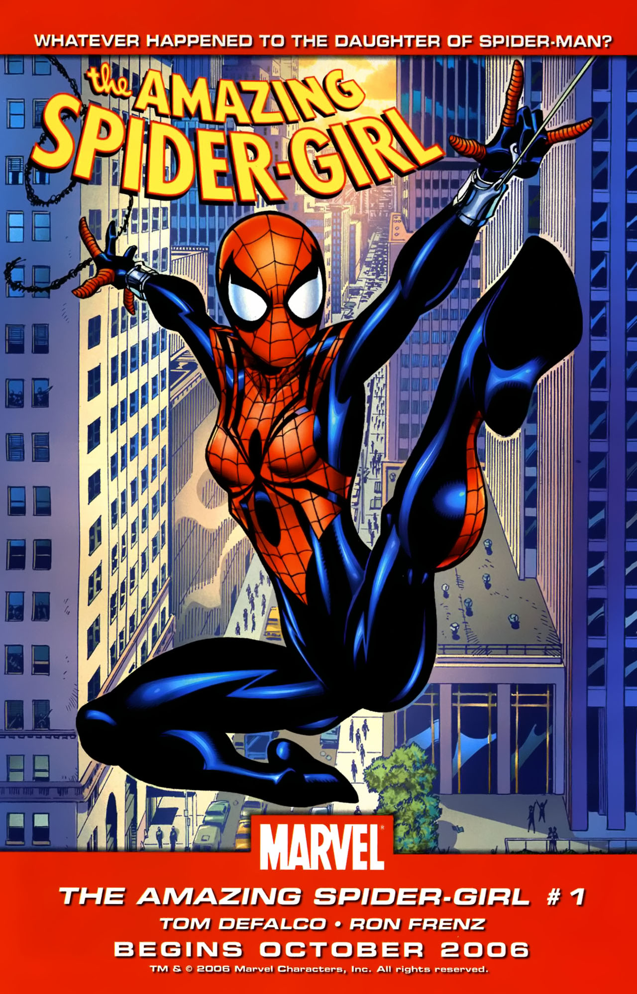 Read online Amazing Spider-Girl comic -  Issue #0 - 25