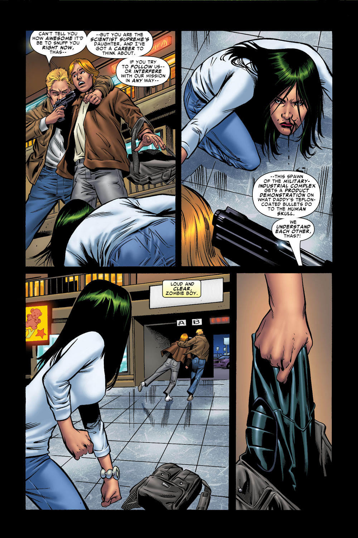 Read online Amazing Fantasy (2004) comic -  Issue #11 - 19