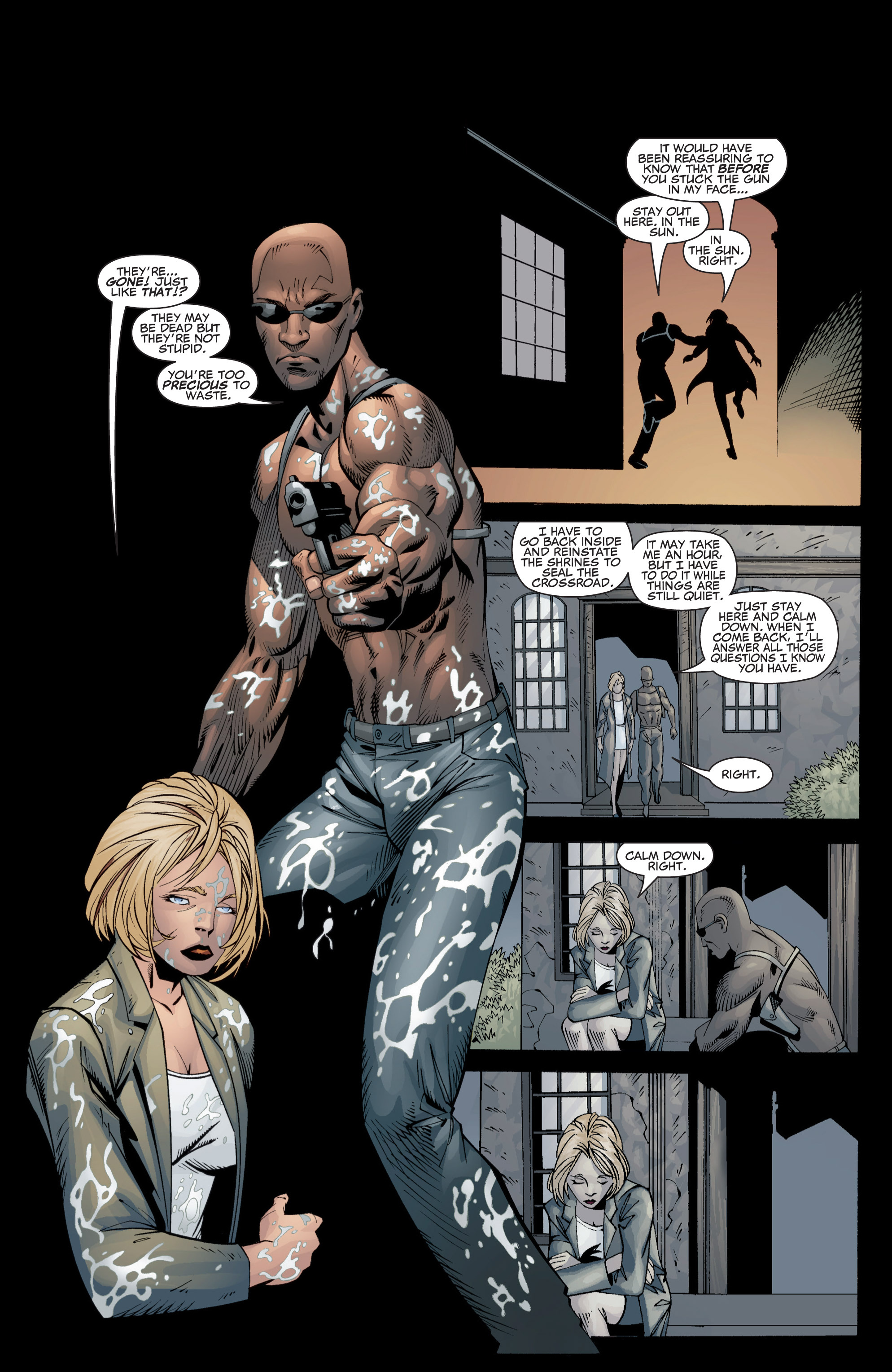 Read online Shadowman (1999) comic -  Issue #1 - 40