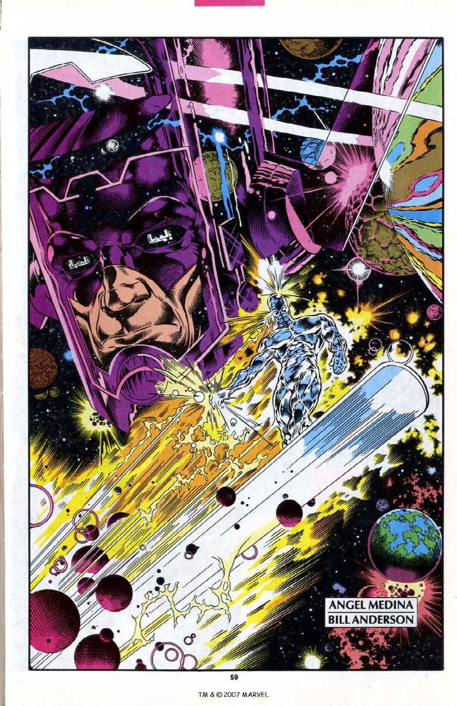 Read online Silver Surfer (1987) comic -  Issue # _Annual 6 - 61