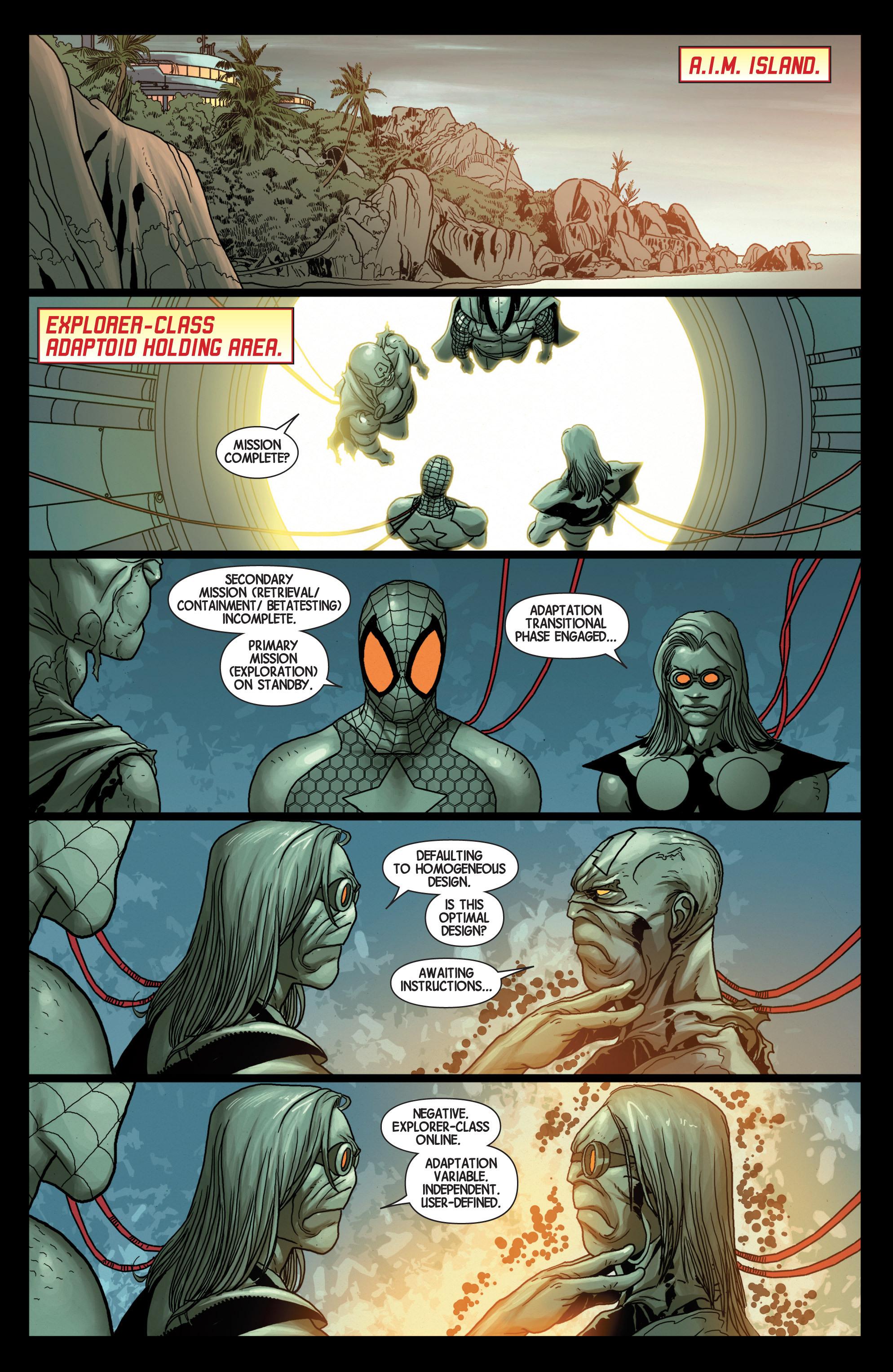 Read online Avengers (2013) comic -  Issue #Avengers (2013) _TPB 5 - 85