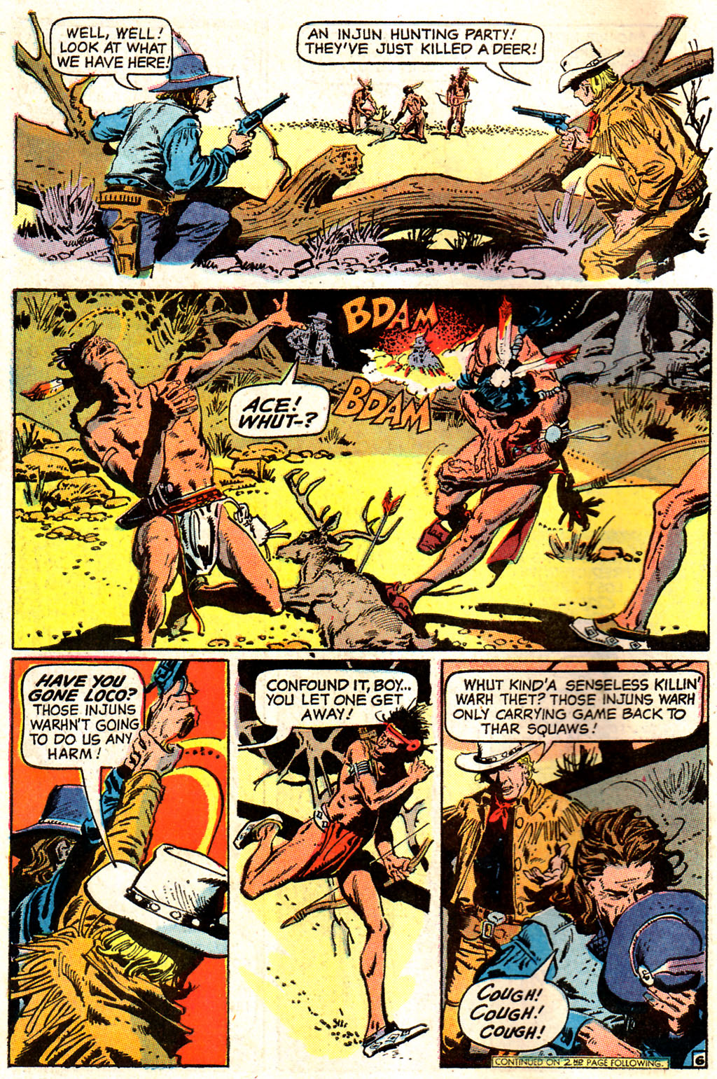 Read online All-Star Western (1970) comic -  Issue #7 - 8