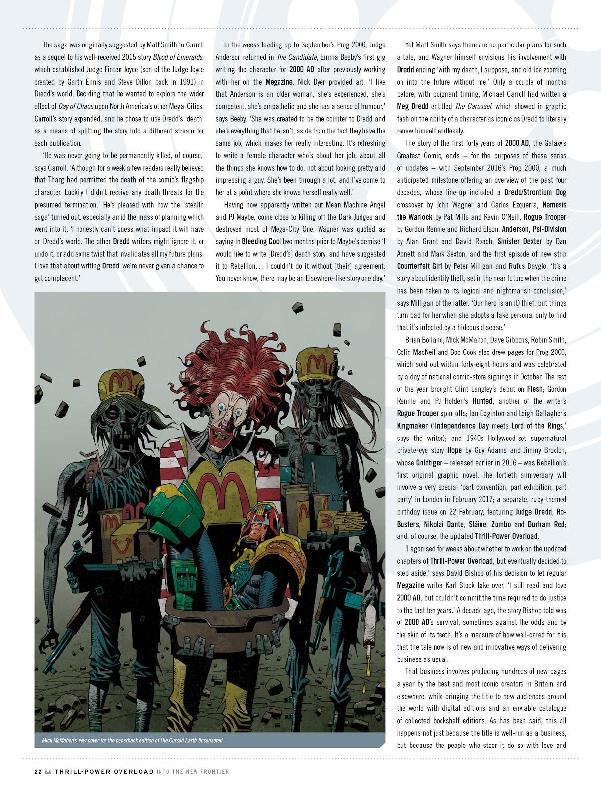 Judge Dredd Megazine (Vol. 5) Issue #381 #180 - English 22
