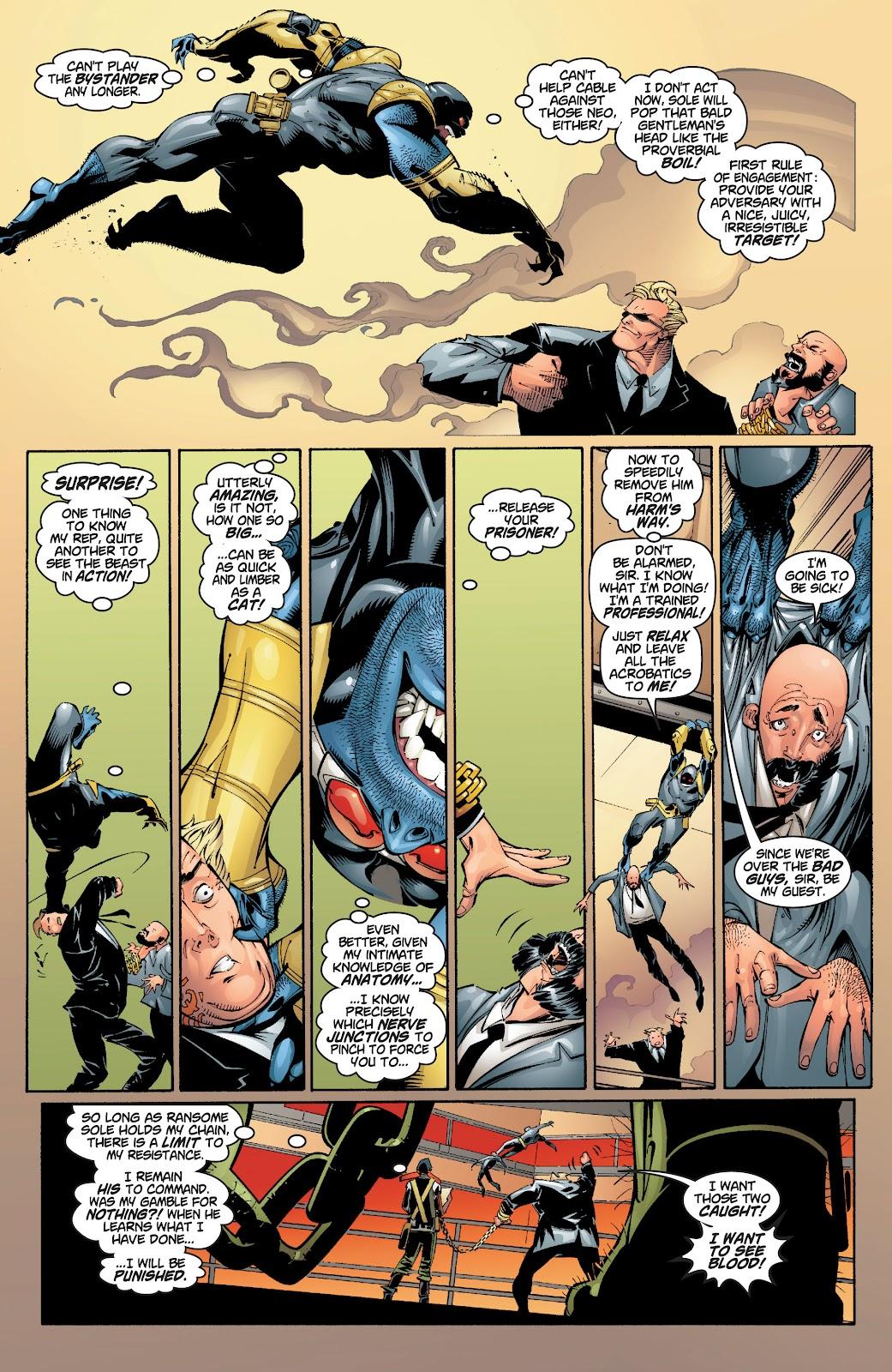 Uncanny X-Men (1963) issue 383 - Page 27