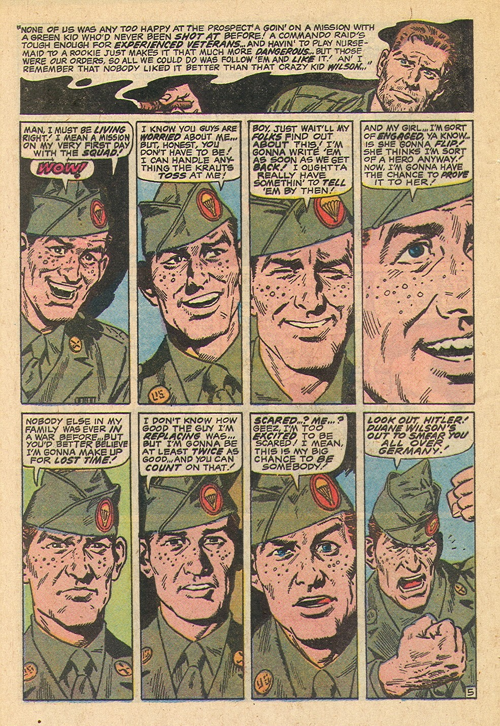 Read online Sgt. Fury comic -  Issue #75 - 8