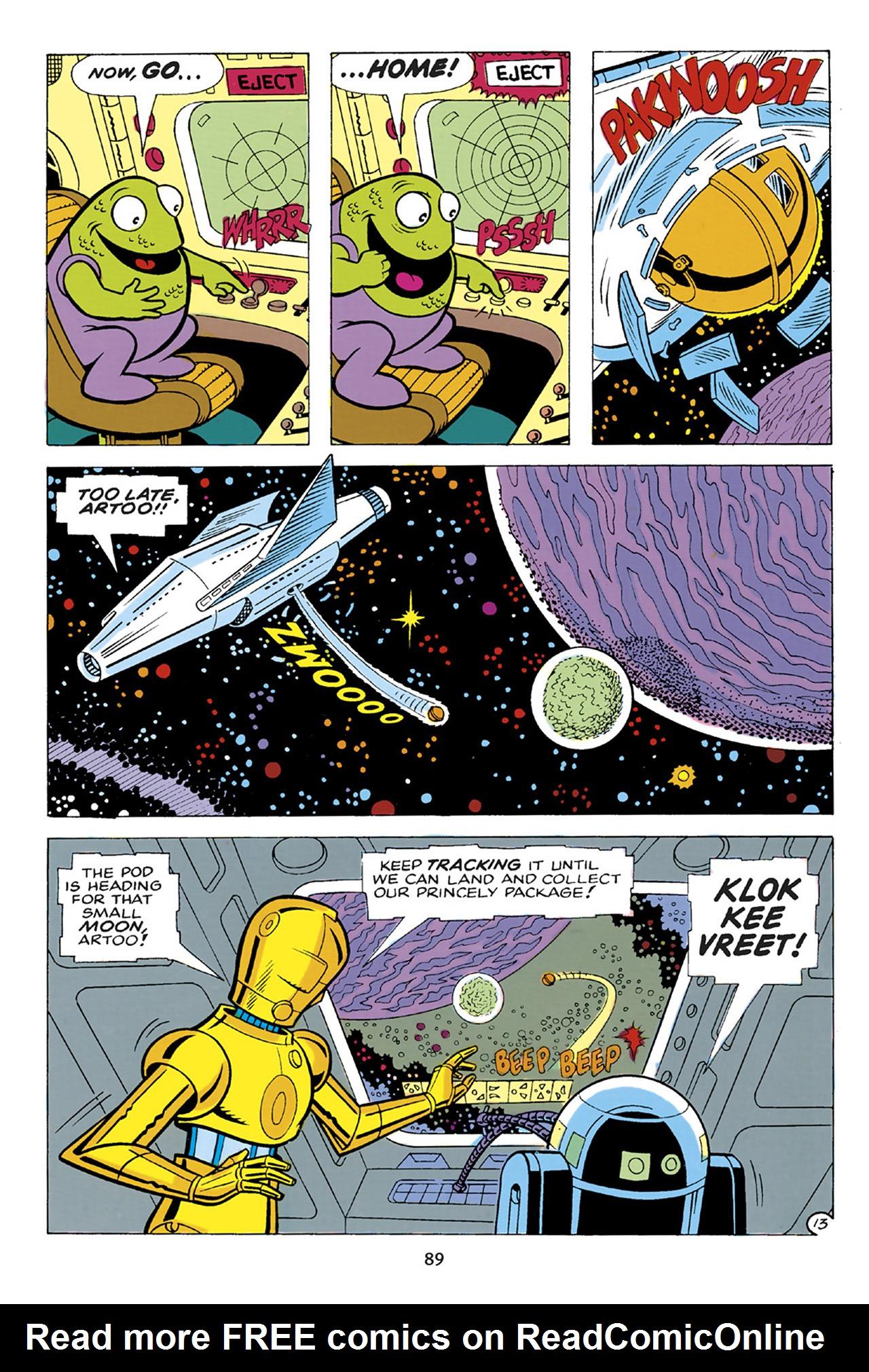 Read online Star Wars Omnibus comic -  Issue # Vol. 23 - 88