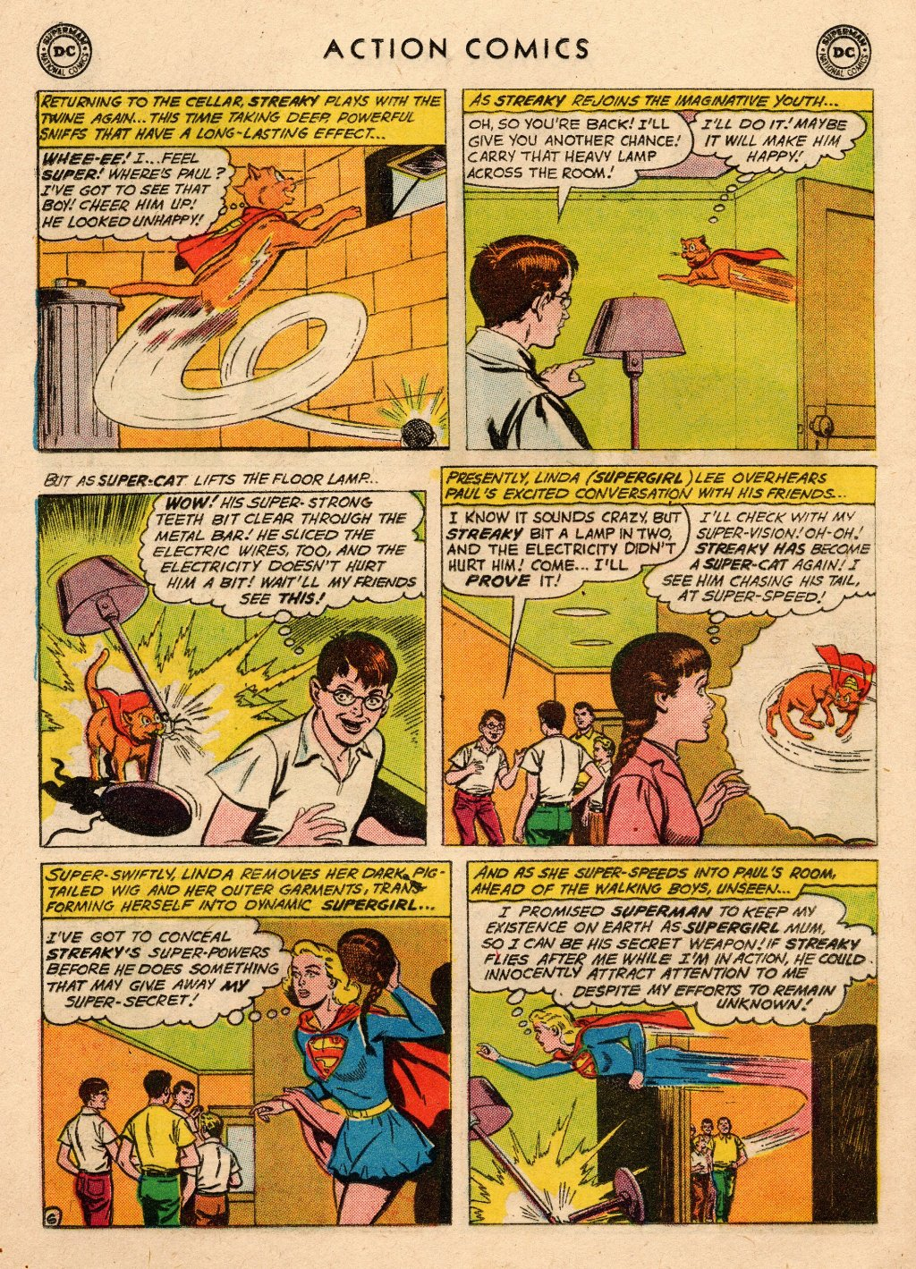 Read online Action Comics (1938) comic -  Issue #266 - 24