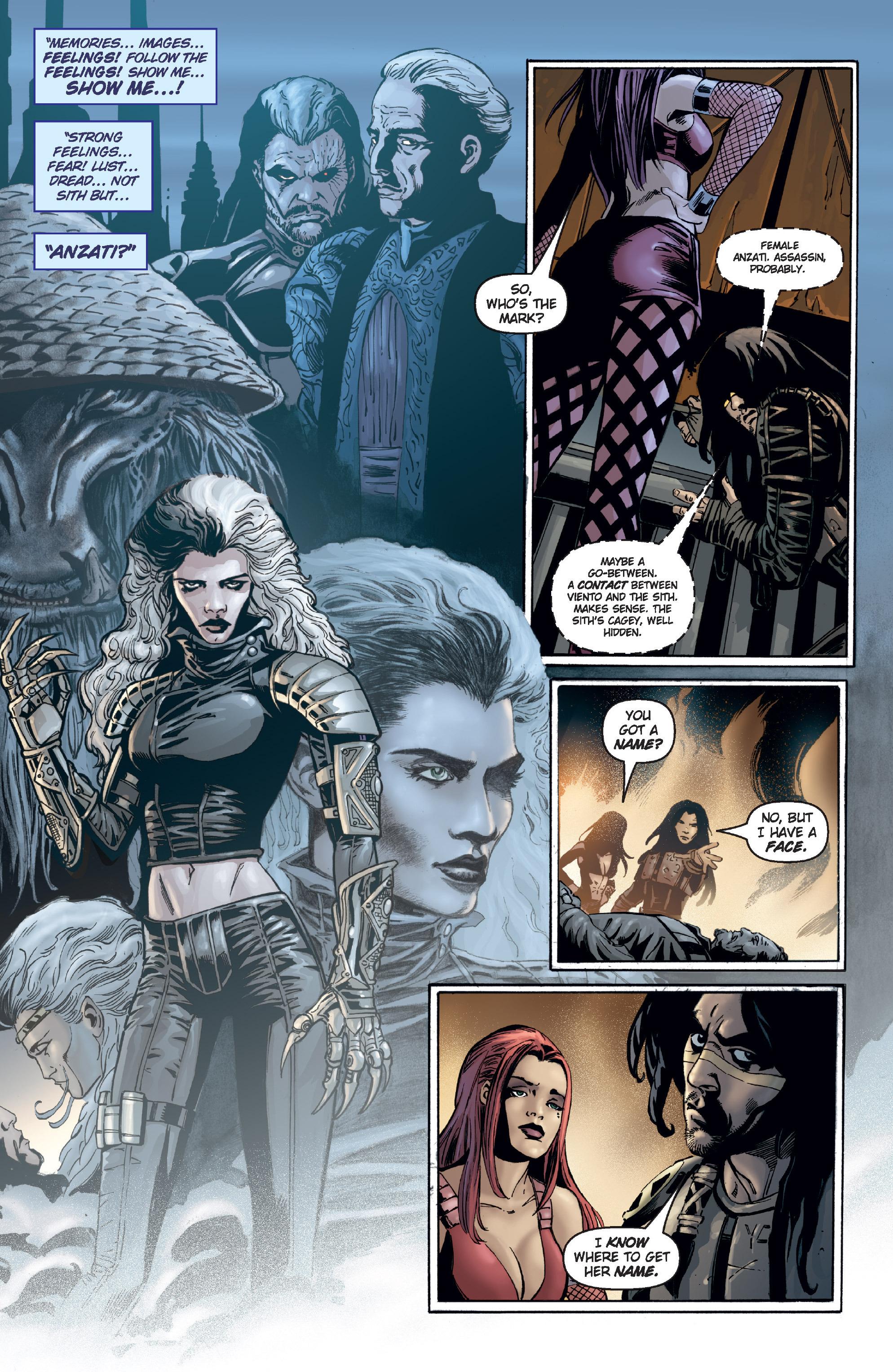Read online Star Wars Omnibus comic -  Issue # Vol. 26 - 218