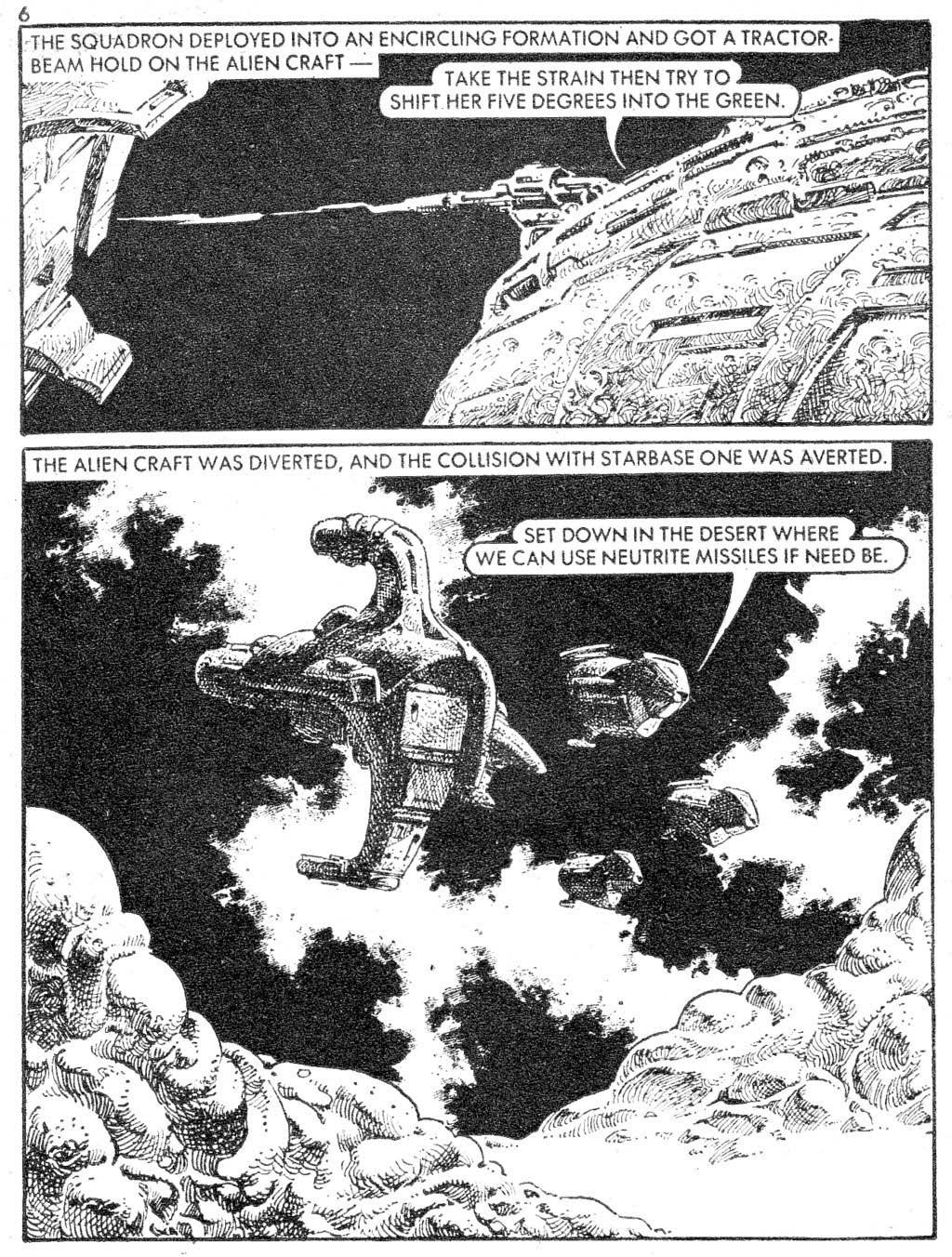 Starblazer issue 87 - Page 6
