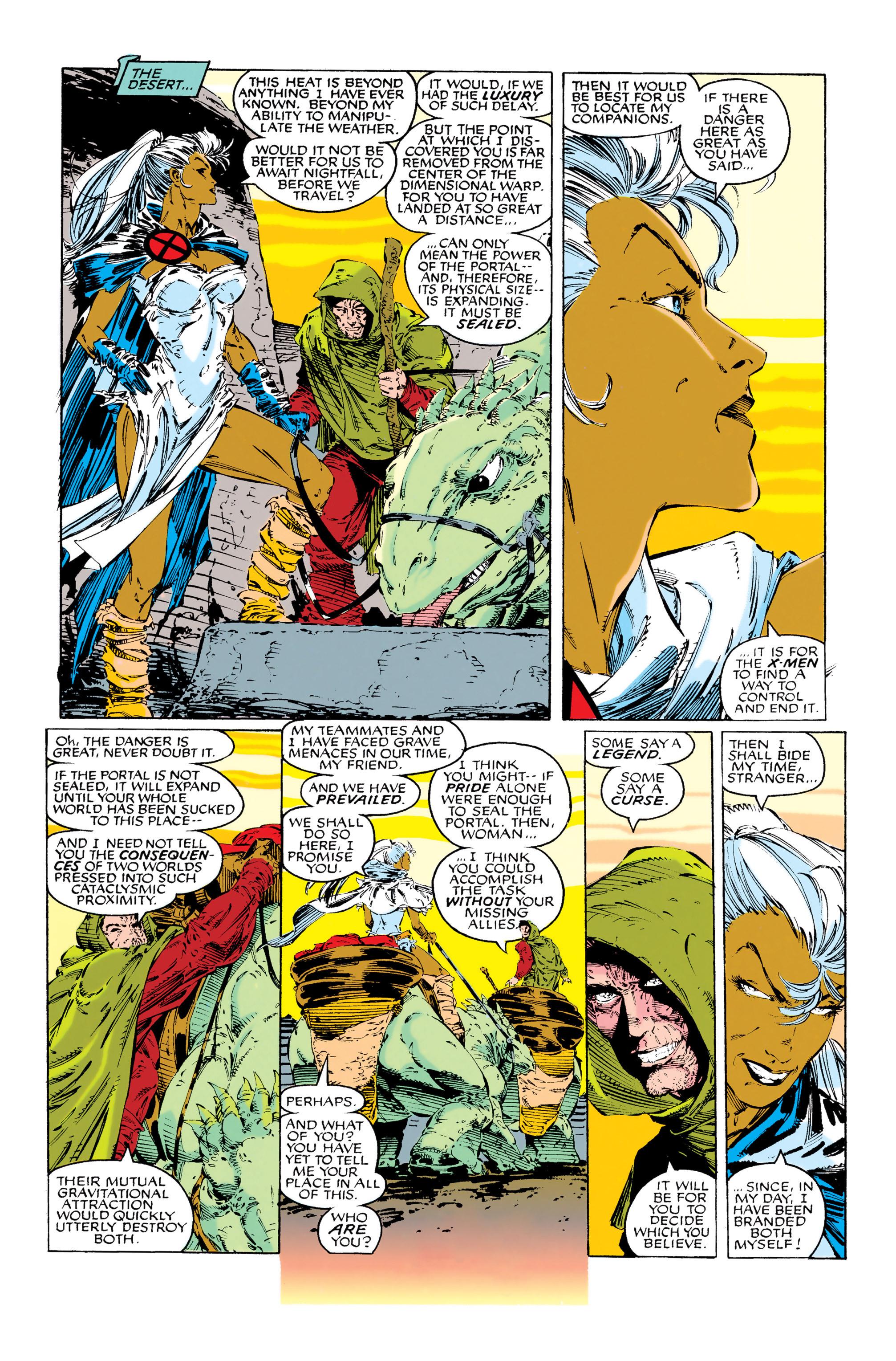 Read online Uncanny X-Men (1963) comic -  Issue #285 - 13