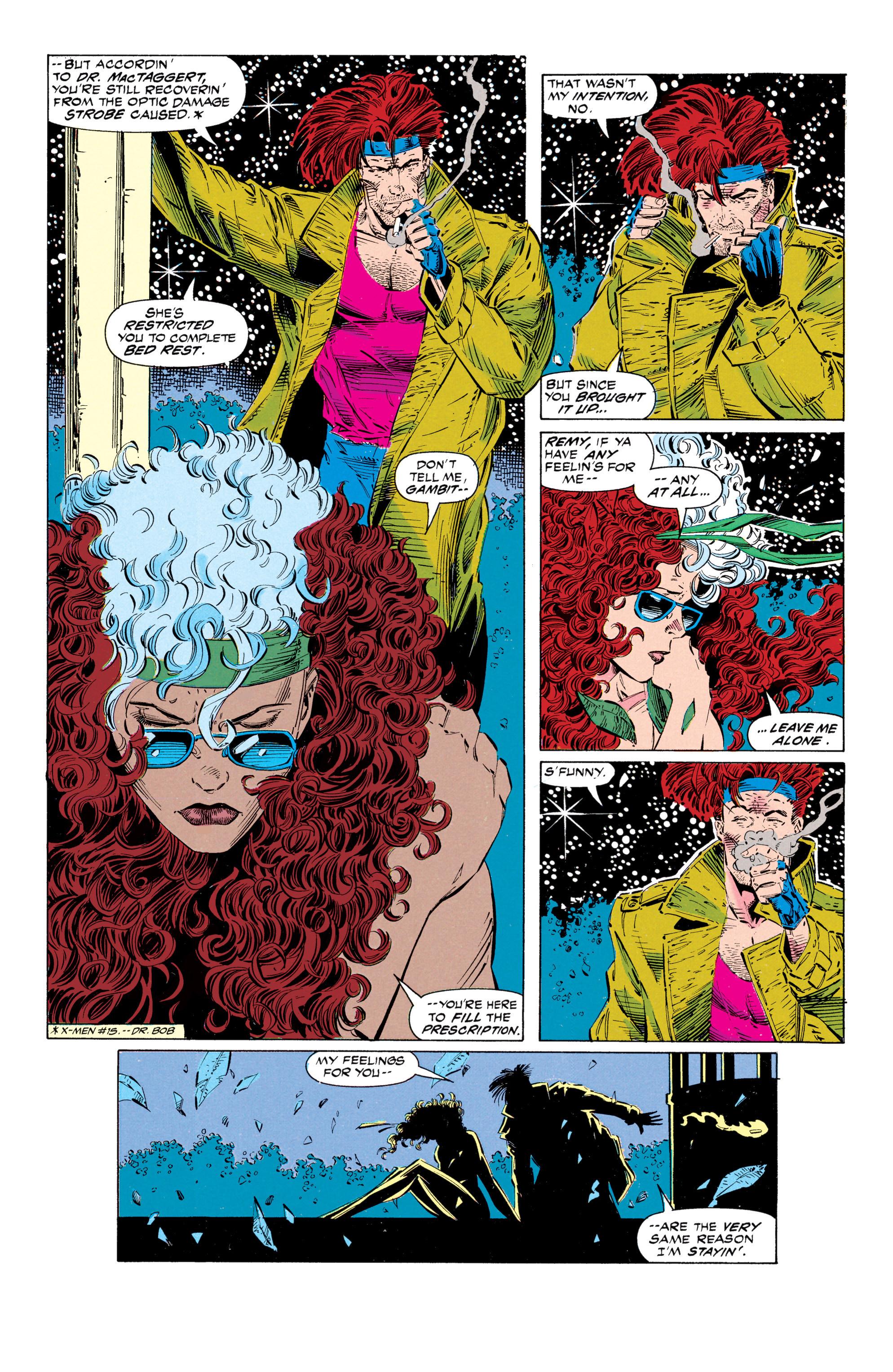 Read online Uncanny X-Men (1963) comic -  Issue #297 - 5