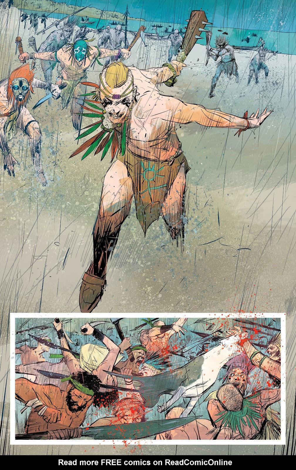 Read online Resonant comic -  Issue #5 - 4