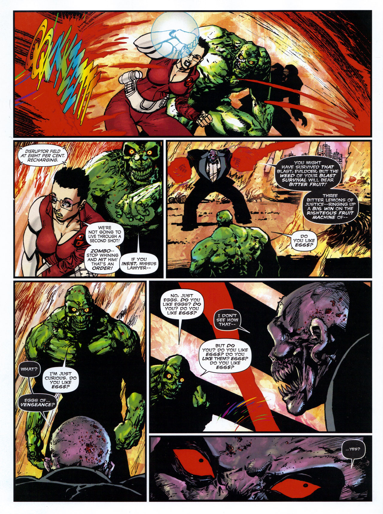 Read online 2000 AD comic -  Issue #1746 - 108