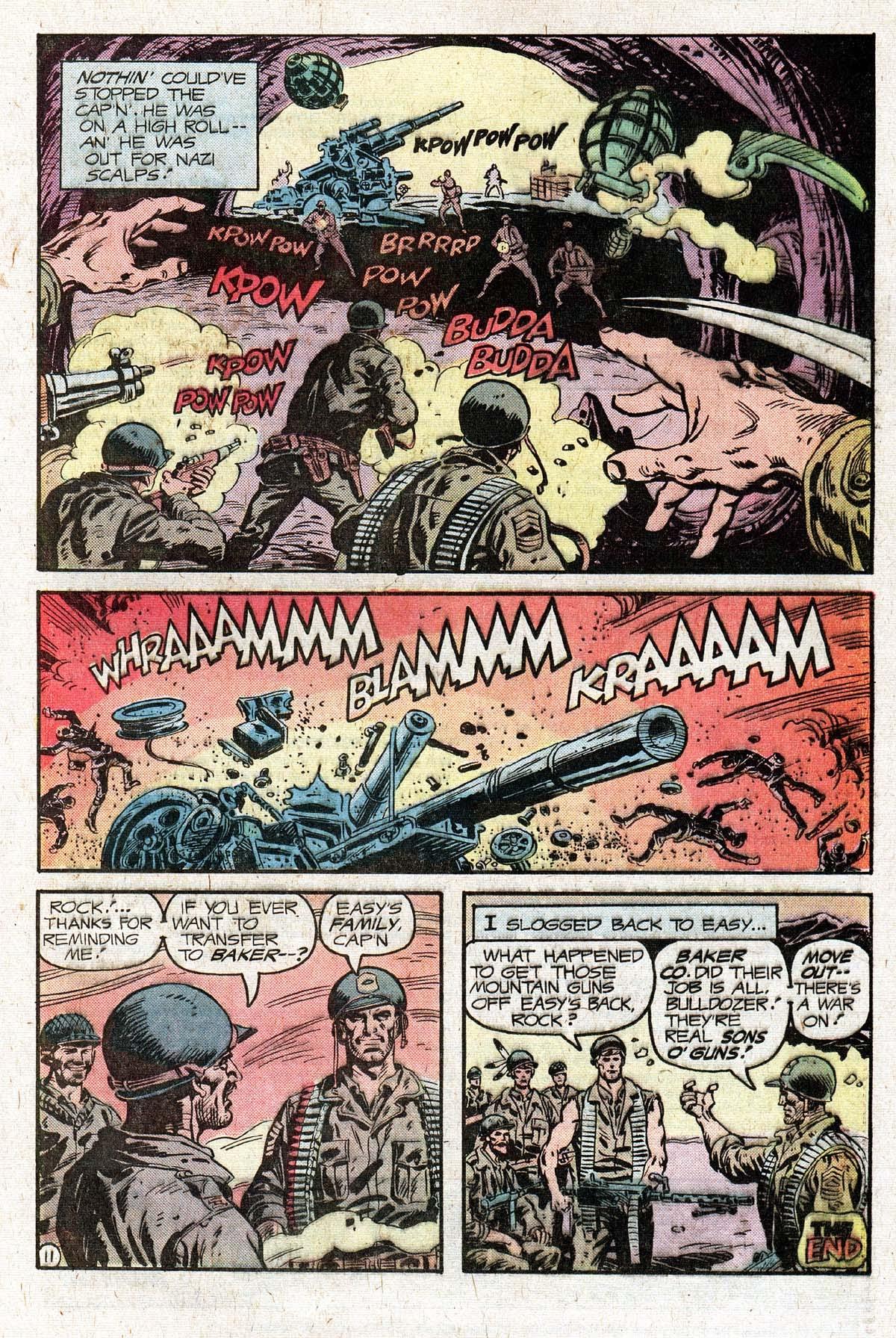 Read online Sgt. Rock comic -  Issue #331 - 21