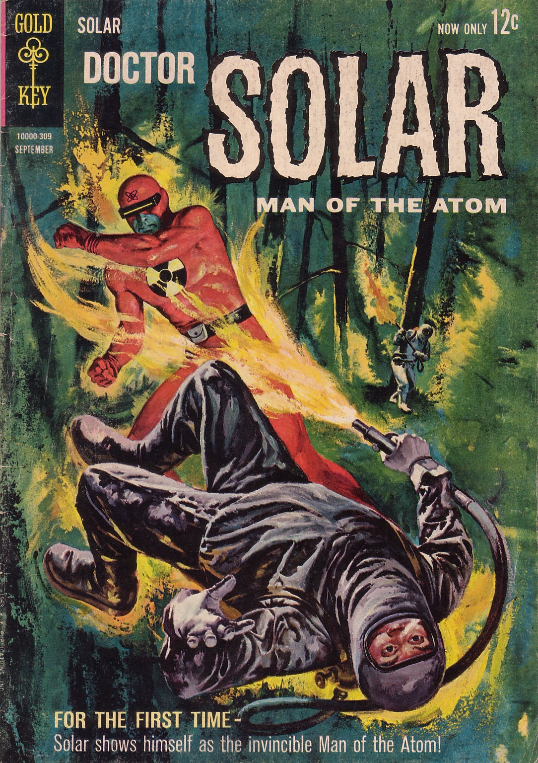 Doctor Solar, Man of the Atom (1962) 5 Page 1