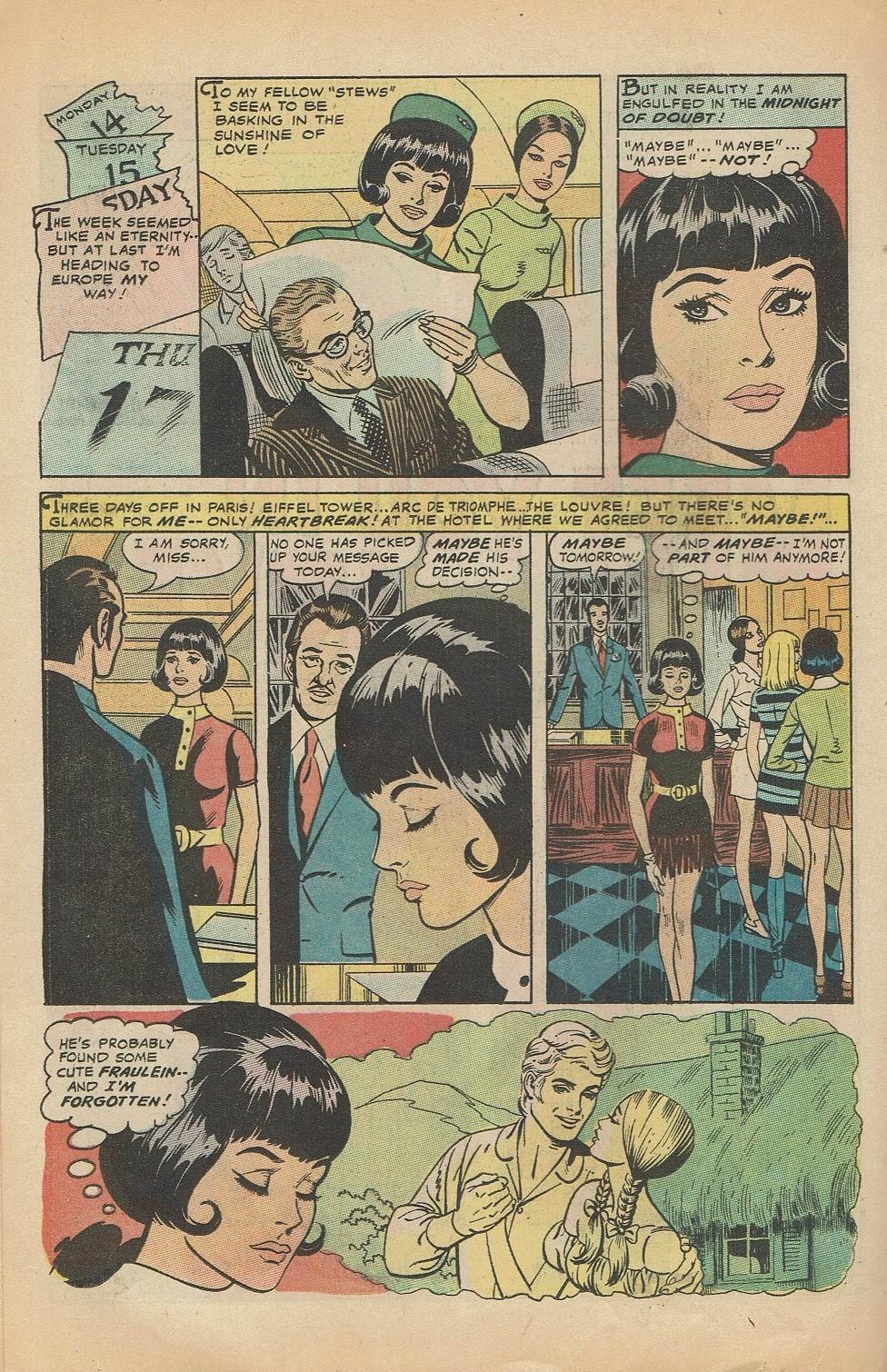 Read online Secret Hearts comic -  Issue #144 - 18
