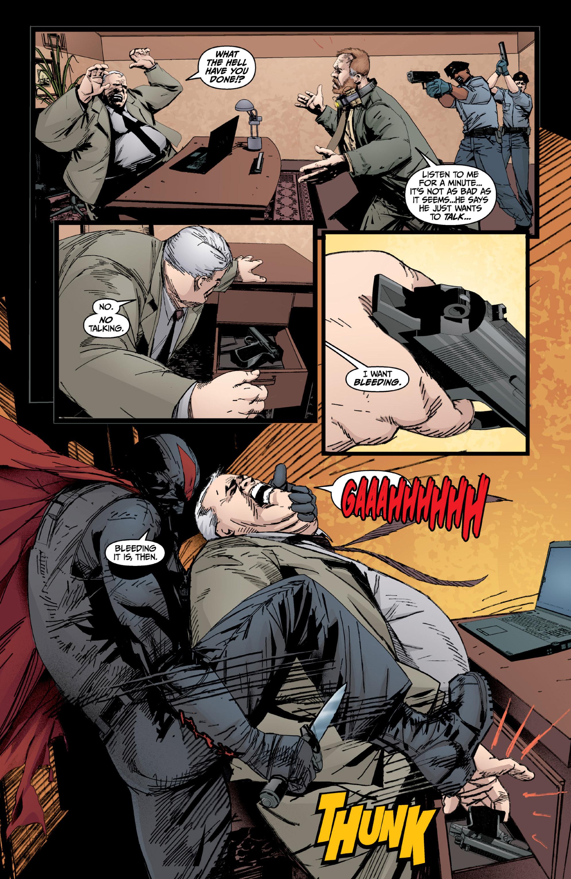 Read online X: Big Bad comic -  Issue # Full - 66