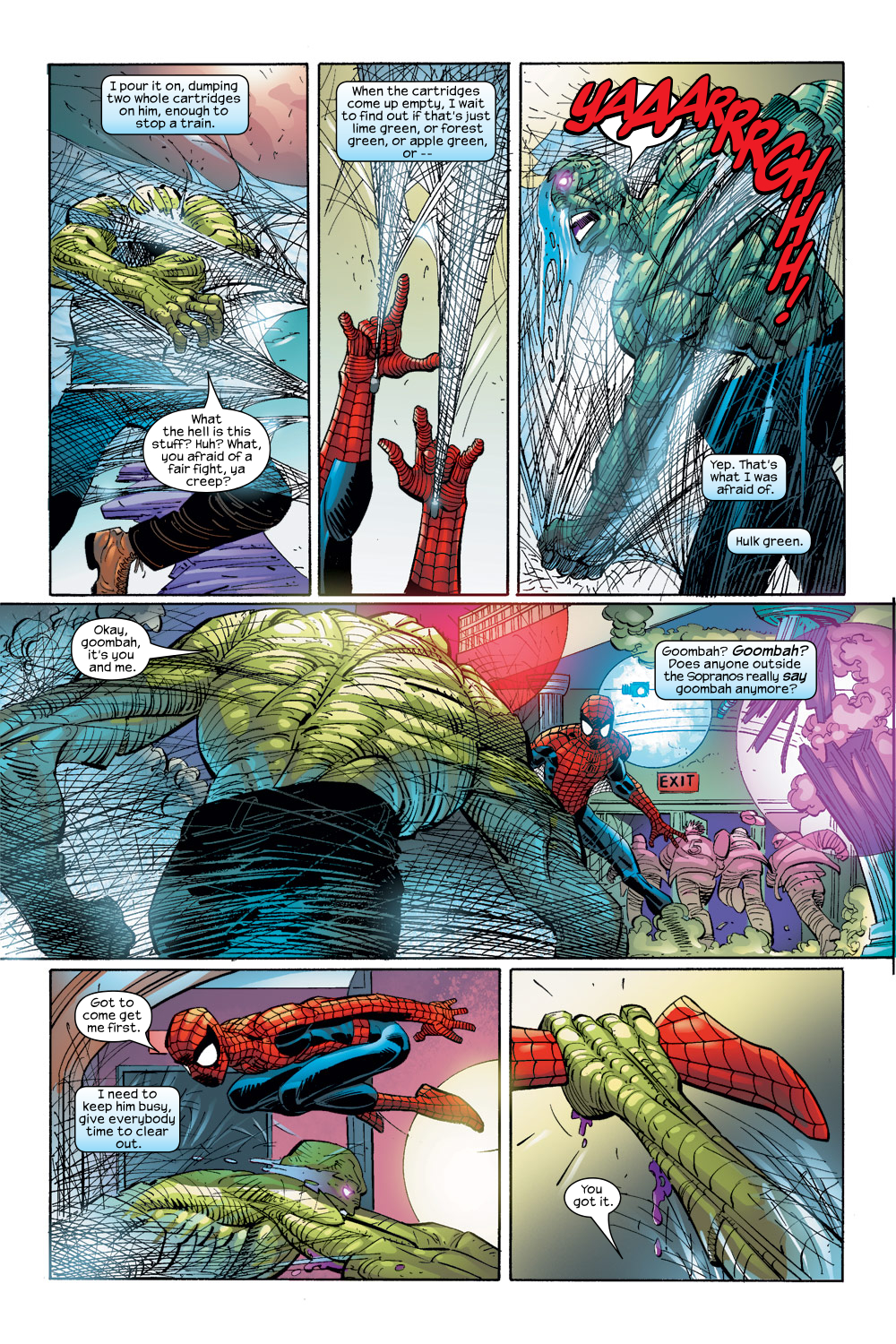 The Amazing Spider-Man (1999) 52 Page 4