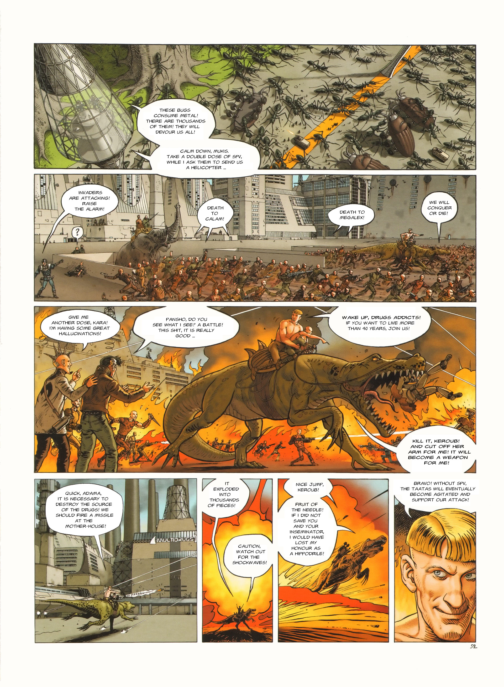 Read online Megalex (2014) comic -  Issue #3 - 55