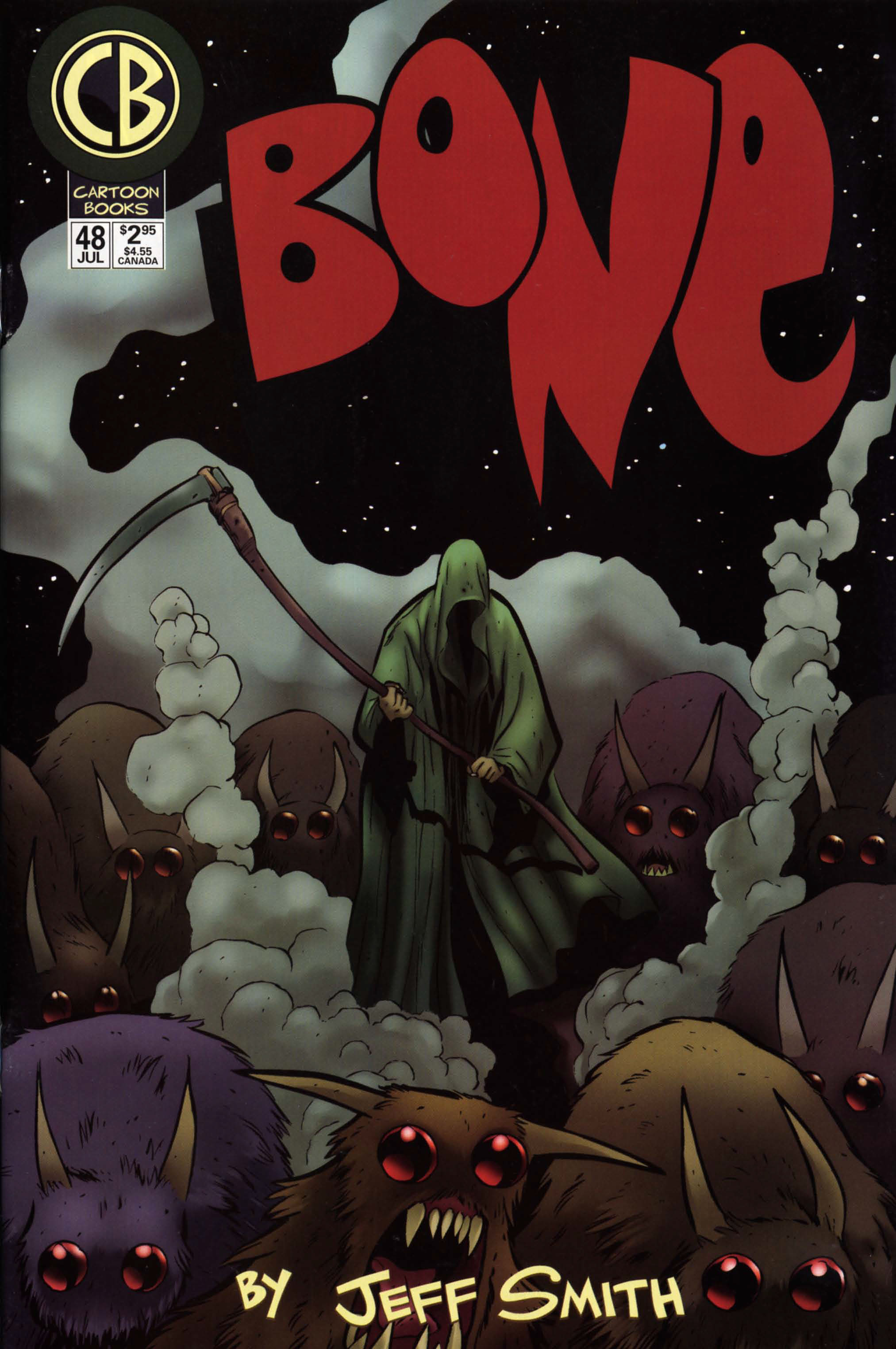 Bone 1991 Issue 48