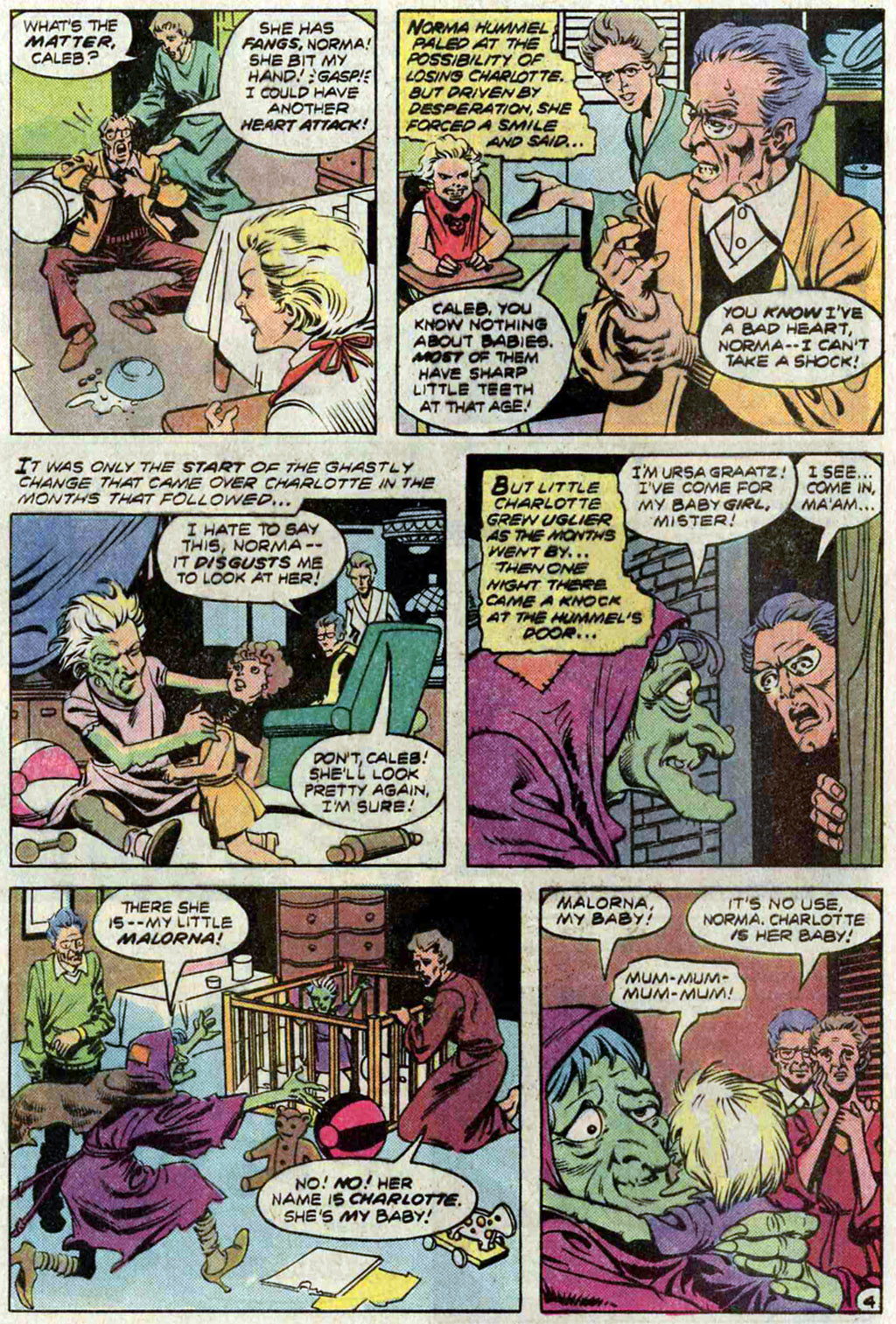Read online Secrets of Haunted House comic -  Issue #40 - 9