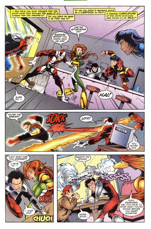 Read online Alpha Flight (1997) comic -  Issue #4 - 19