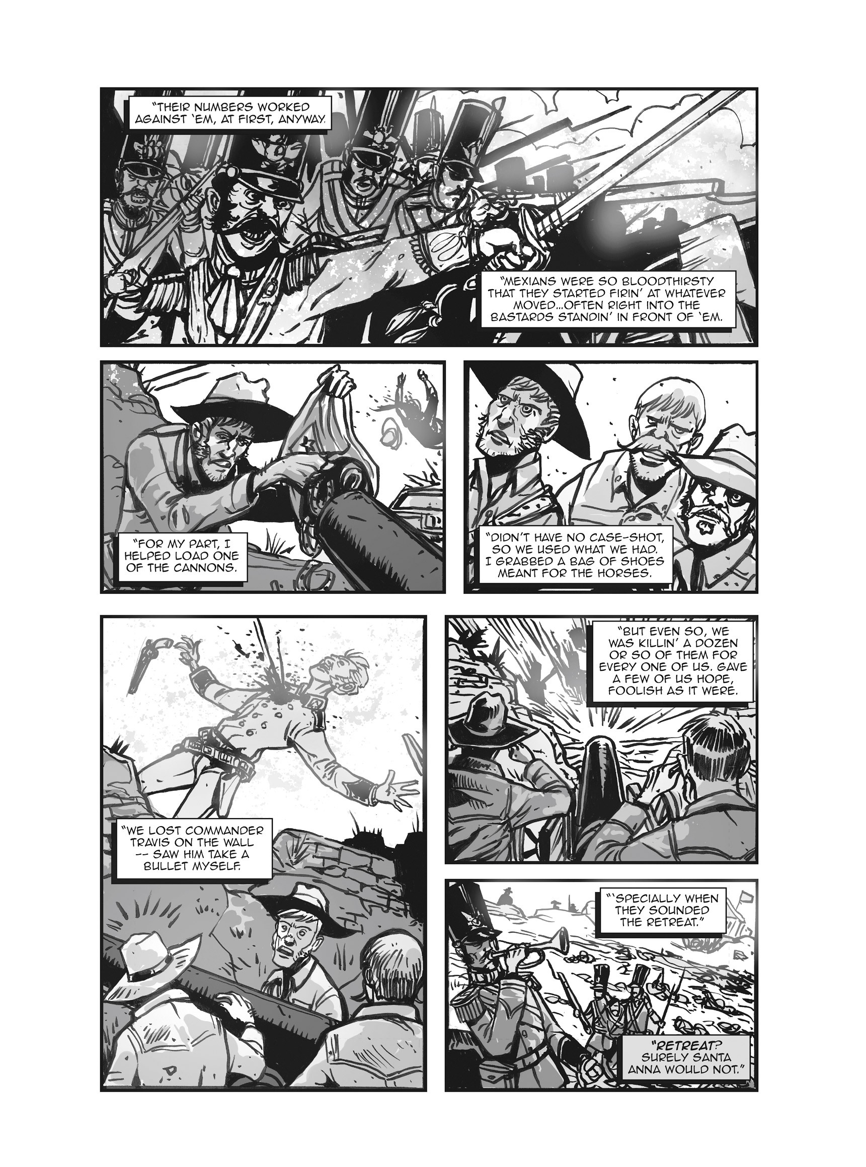 Read online FUBAR comic -  Issue #3 - 91