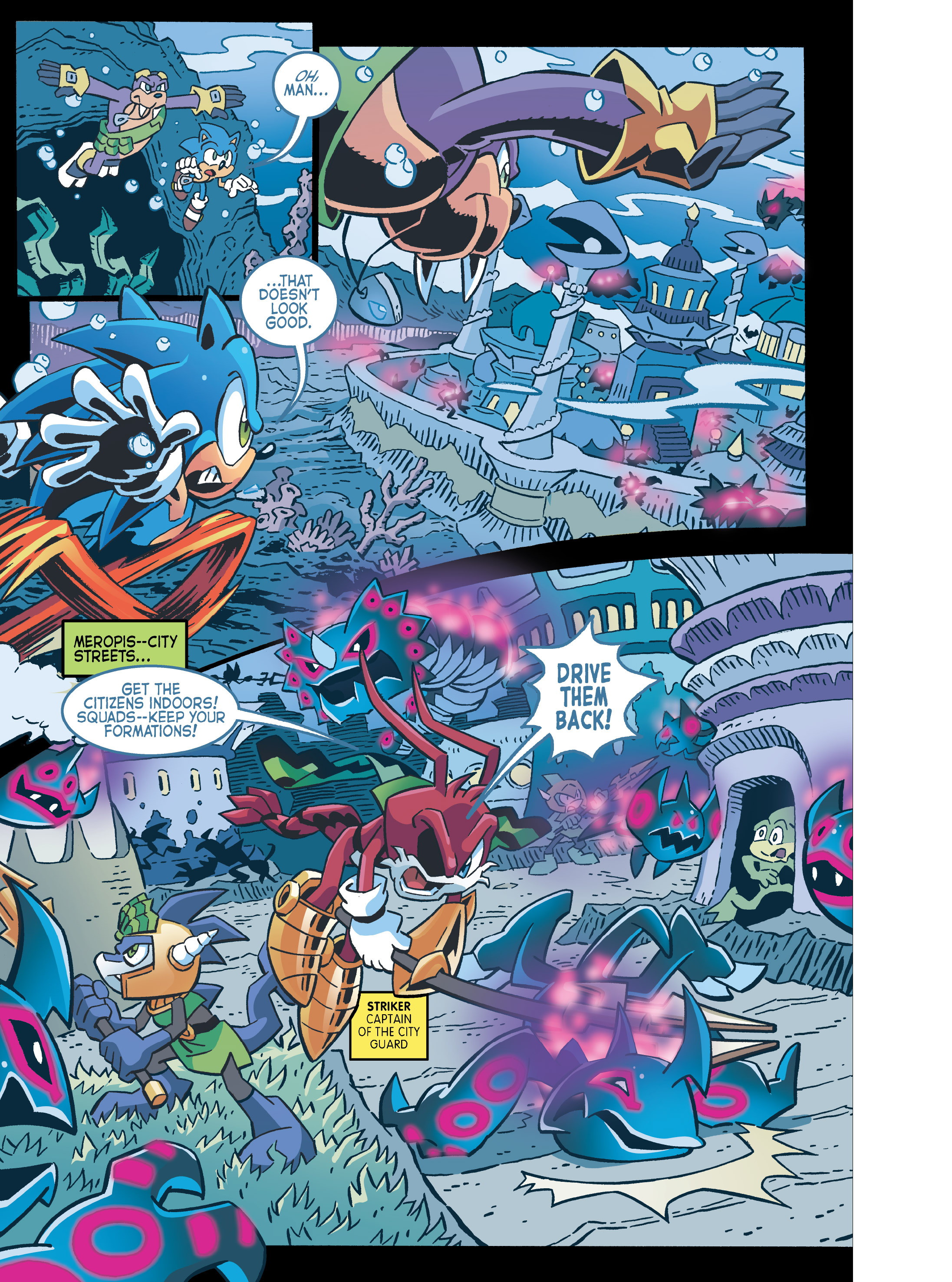 Read online Sonic Super Digest comic -  Issue #10 - 83
