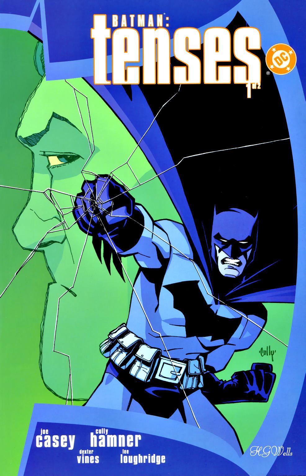 Batman: Tenses 1 Page 1