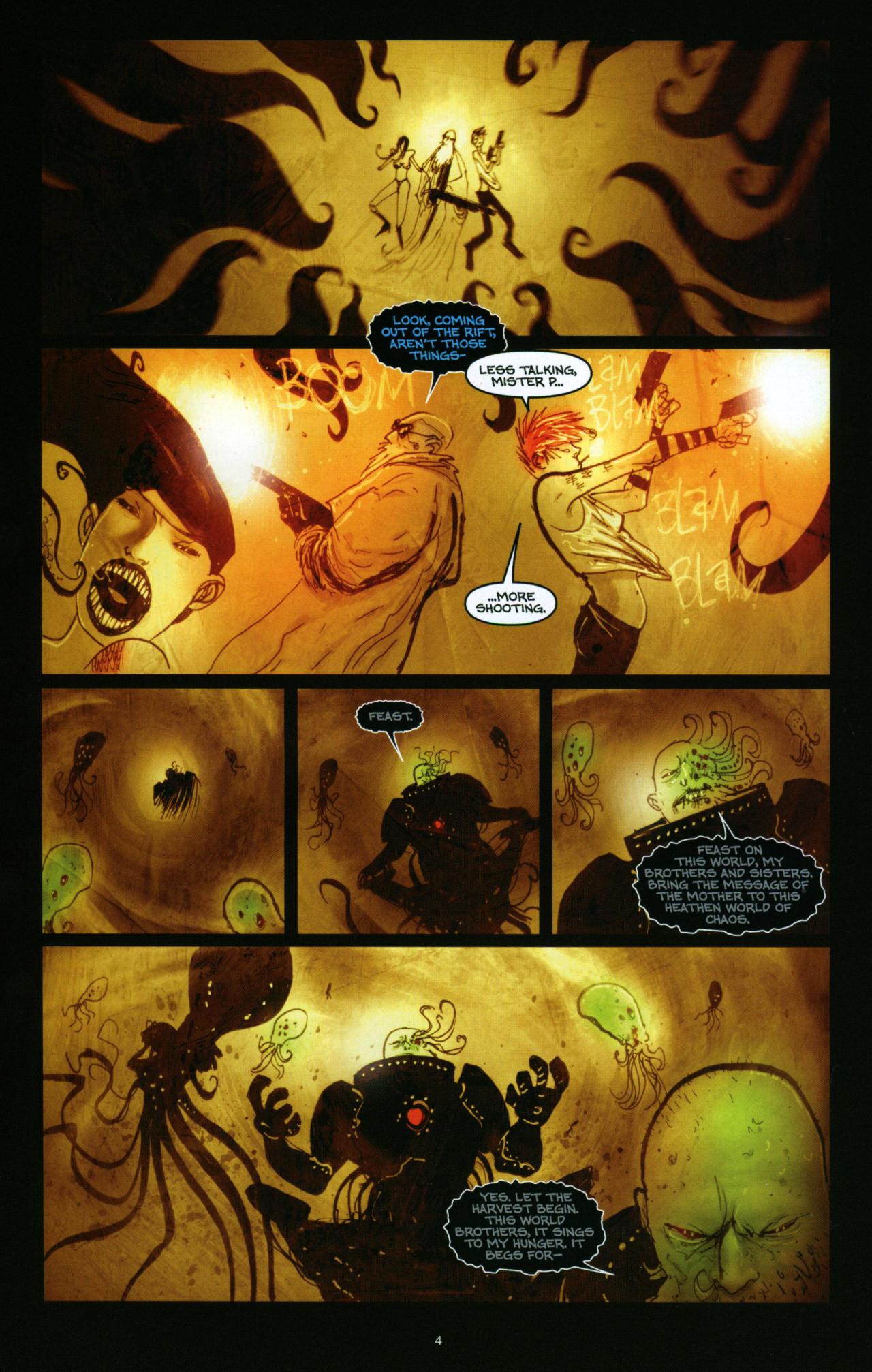 Read online Wormwood: Gentleman Corpse comic -  Issue #10 - 5