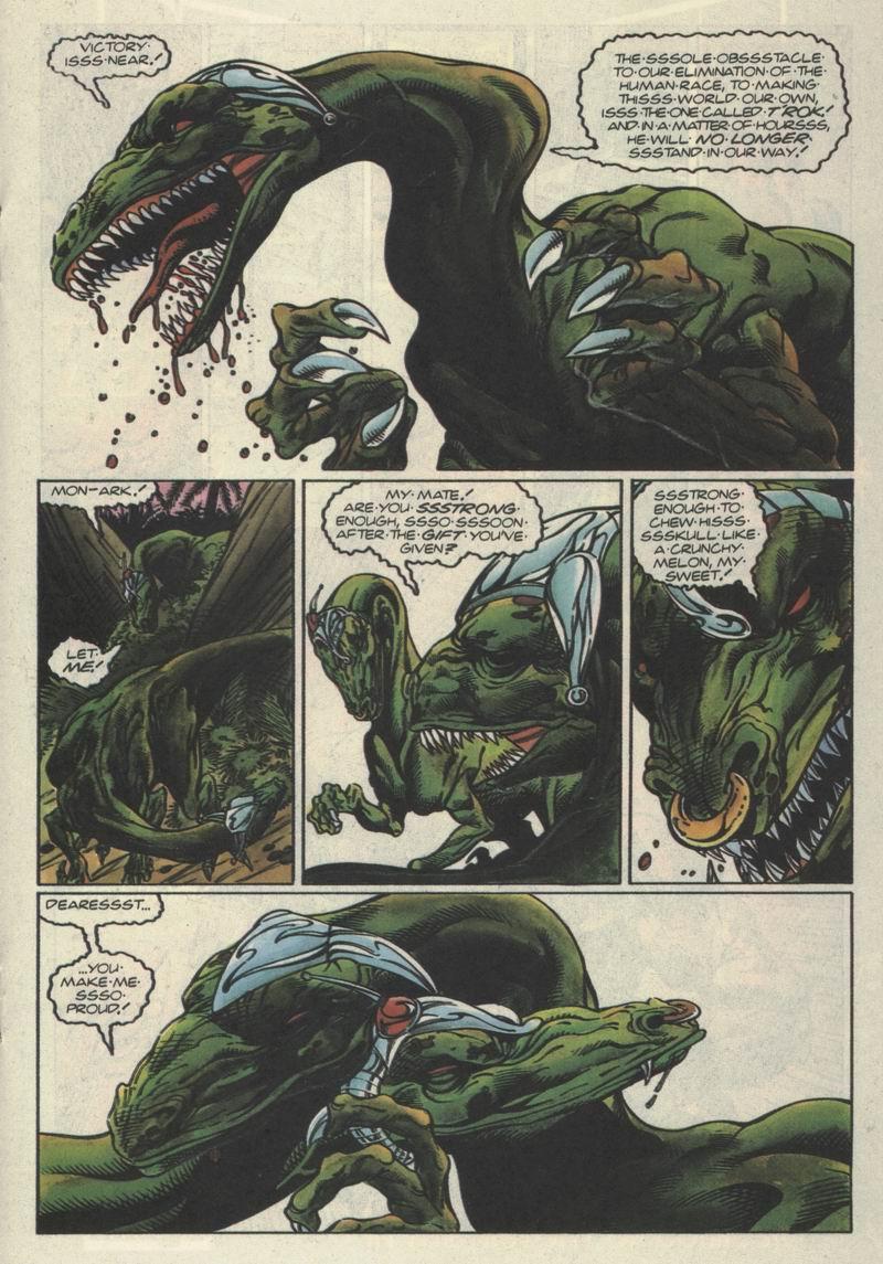 Read online Turok, Dinosaur Hunter (1993) comic -  Issue #2 - 12
