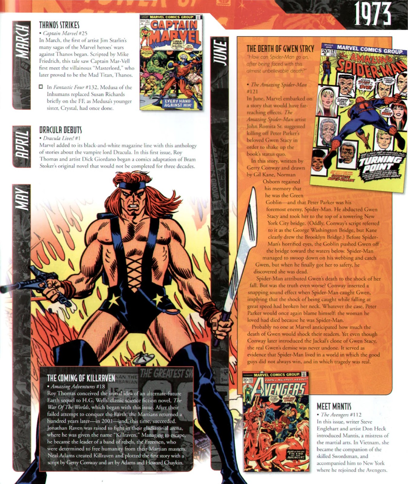 Read online Marvel Chronicle comic -  Issue # TPB (Part 2) - 52