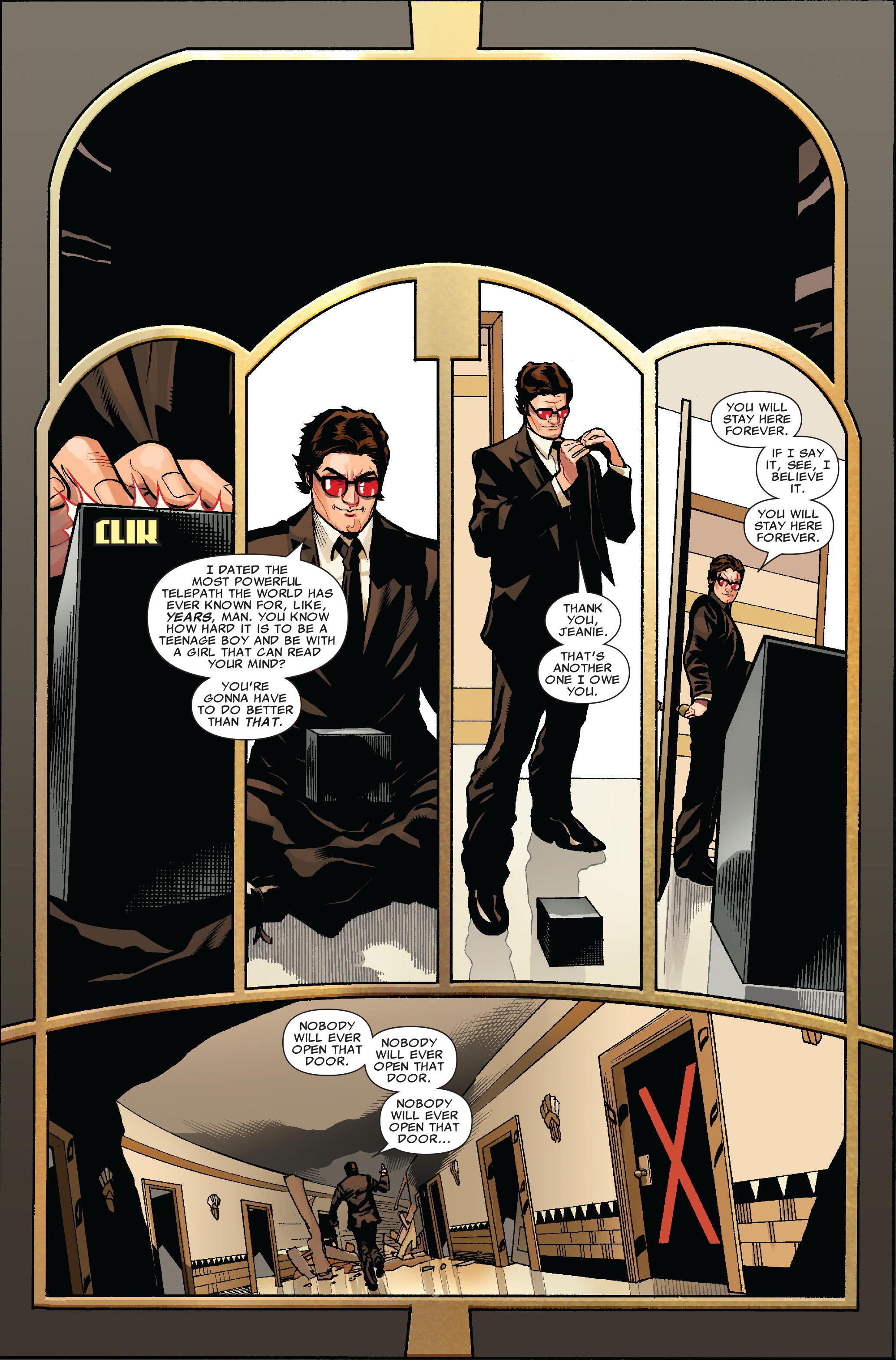 Read online Uncanny X-Men (1963) comic -  Issue #519 - 22