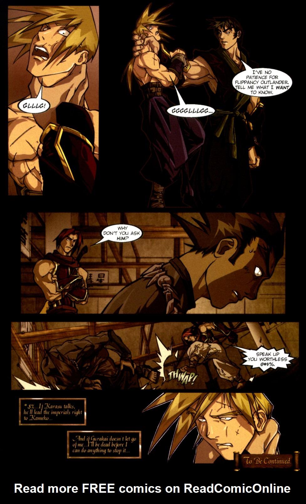 Read online Shidima comic -  Issue #3 - 23