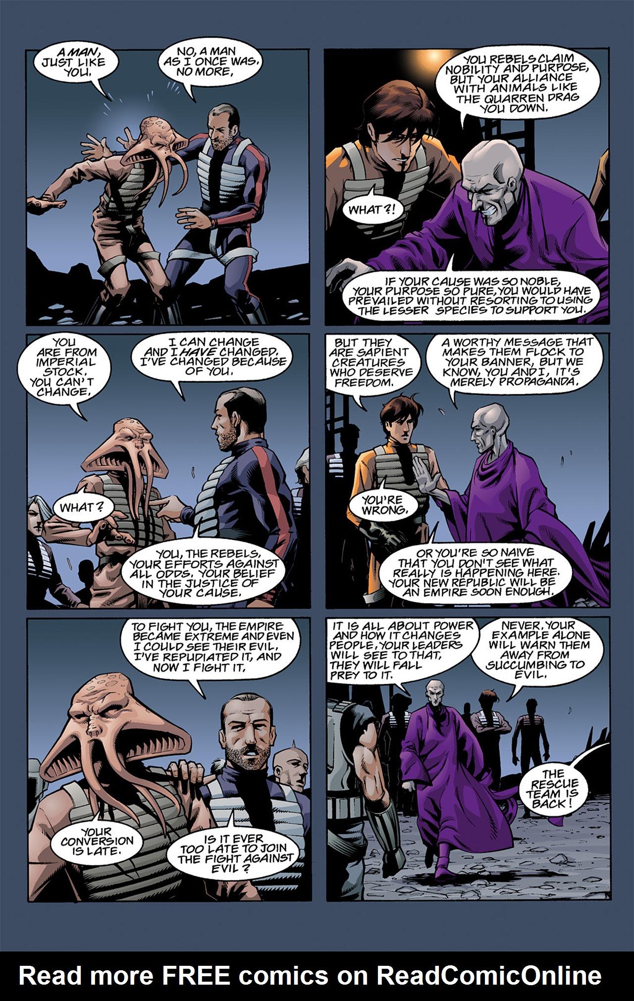 Read online Star Wars Omnibus comic -  Issue # Vol. 3 - 329