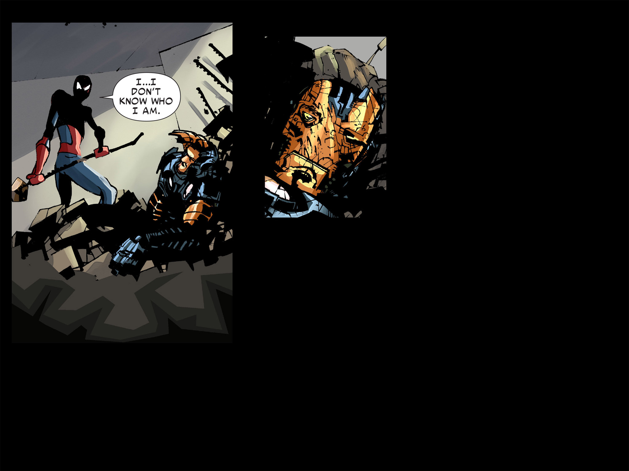 Read online Amazing Spider-Man: Who Am I? comic -  Issue # Full (Part 1) - 171