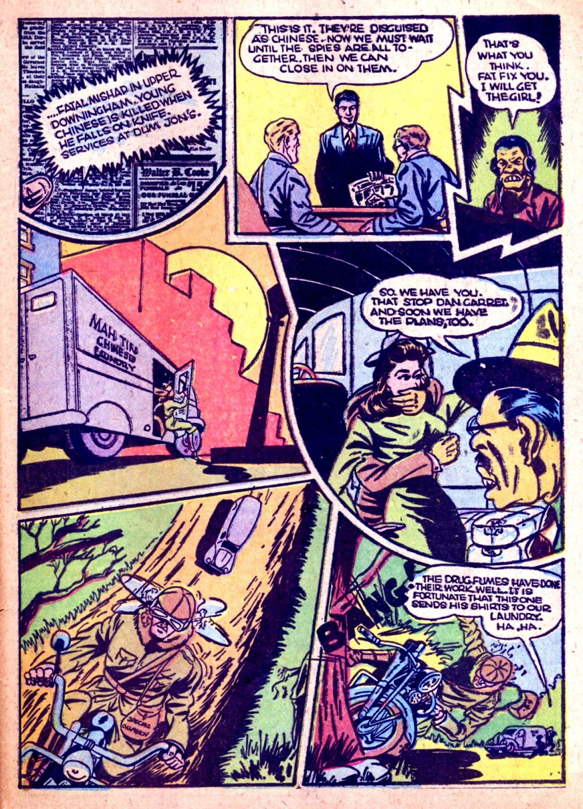The Blue Beetle issue 31 - Page 43