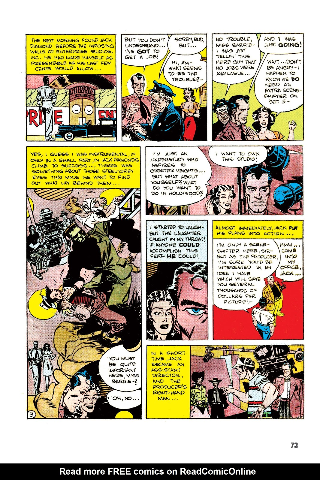 Read online The Joe Kubert Archives comic -  Issue # TPB (Part 1) - 84