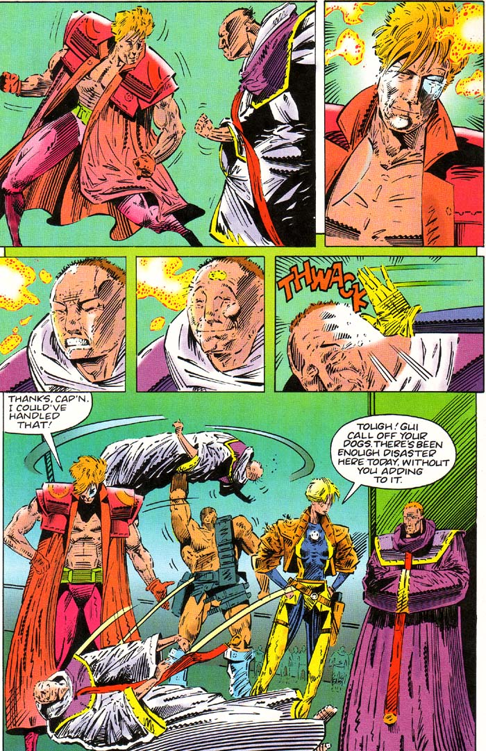Read online Cyberspace 3000 comic -  Issue #1 - 18