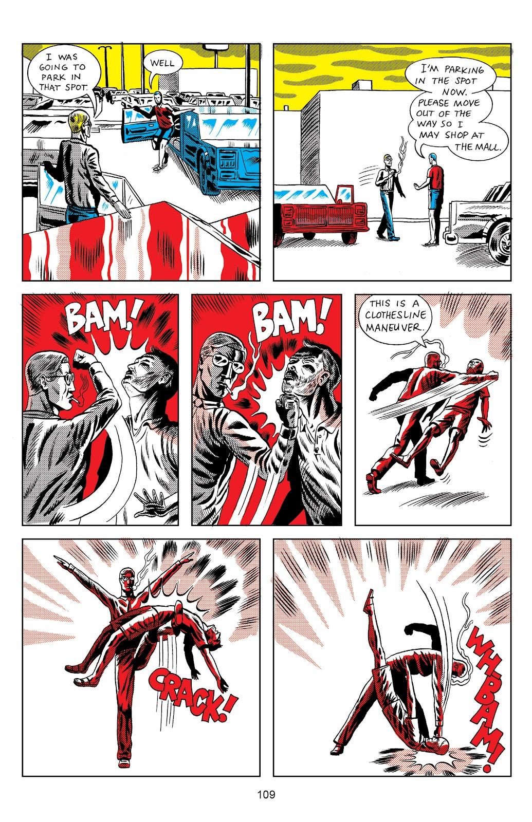 Read online Terror Assaulter: O.M.W.O.T (One Man War On Terror) comic -  Issue # TPB - 107