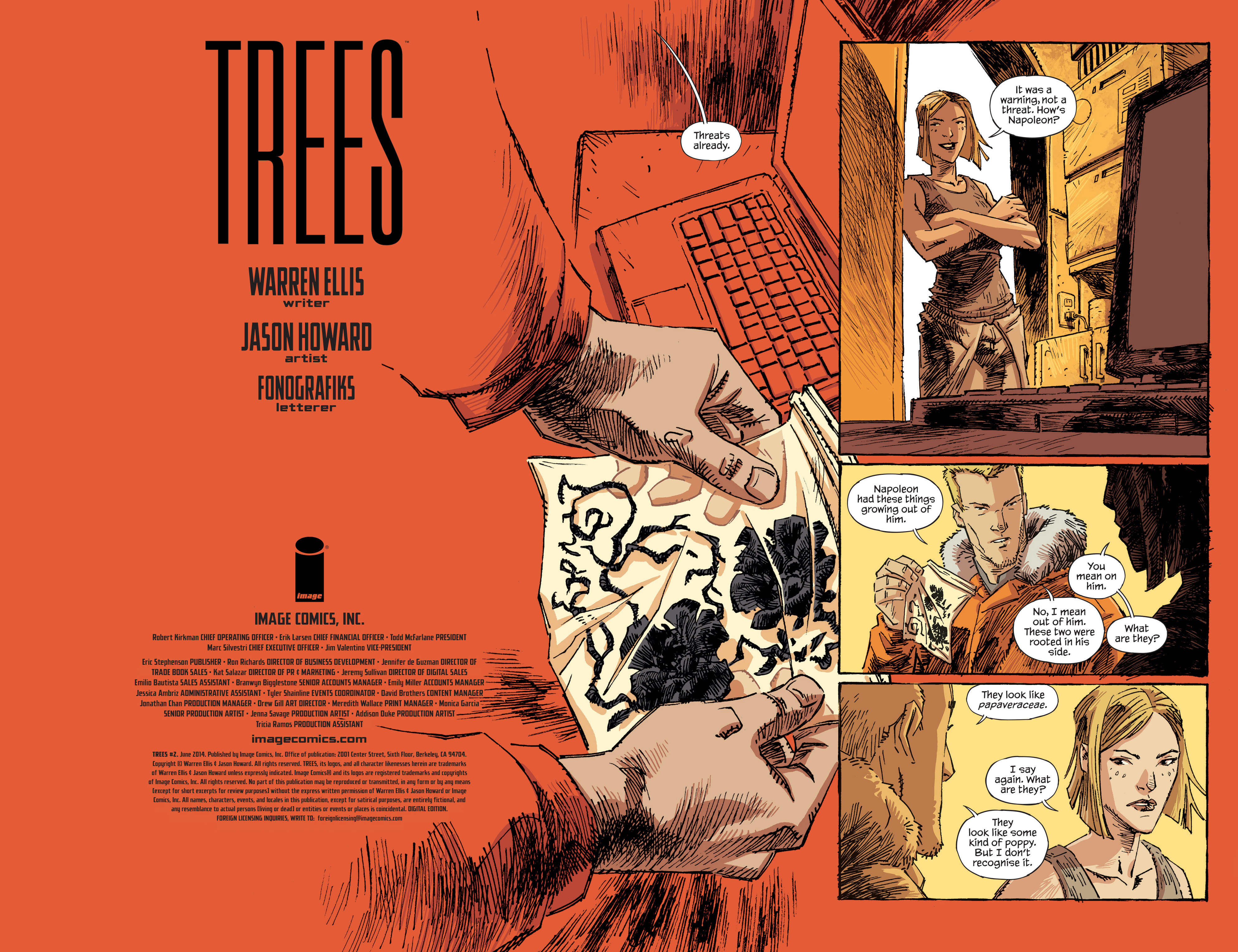 Read online Trees comic -  Issue #2 - 2