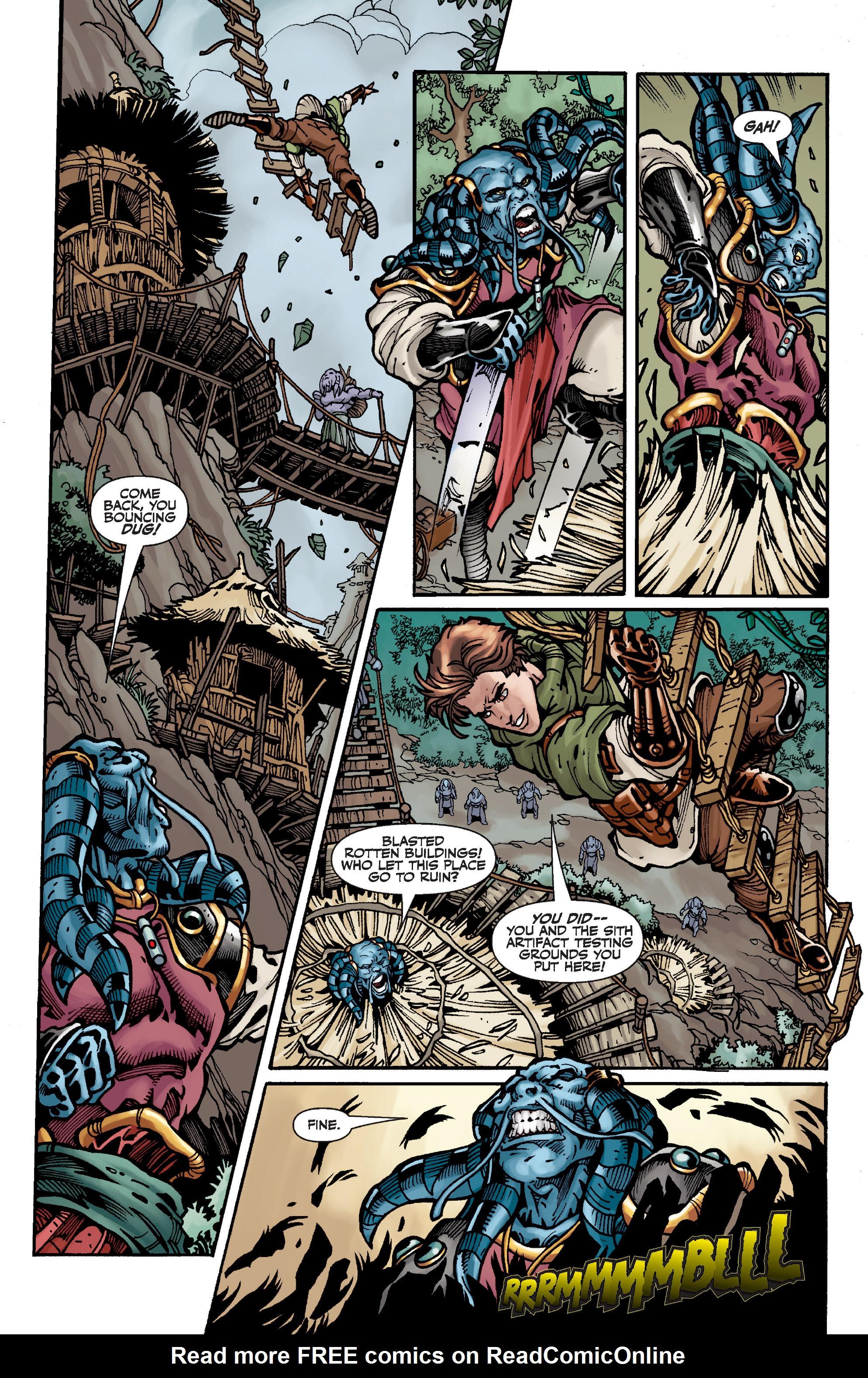 Read online Star Wars Omnibus comic -  Issue # Vol. 32 - 267