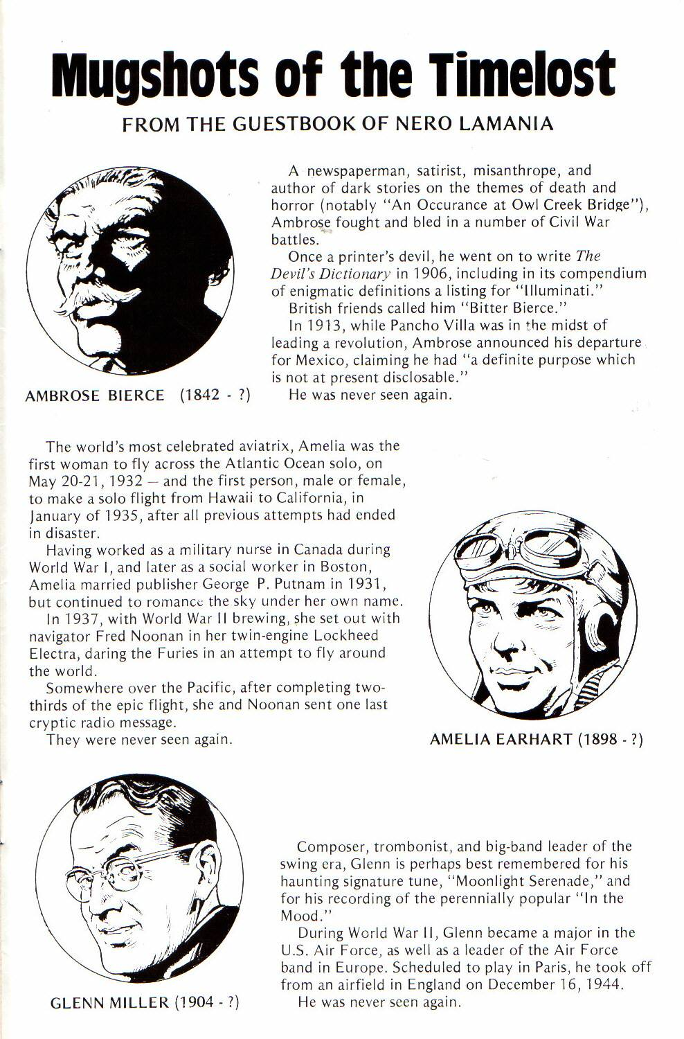 Read online Aztec Ace comic -  Issue #9 - 35